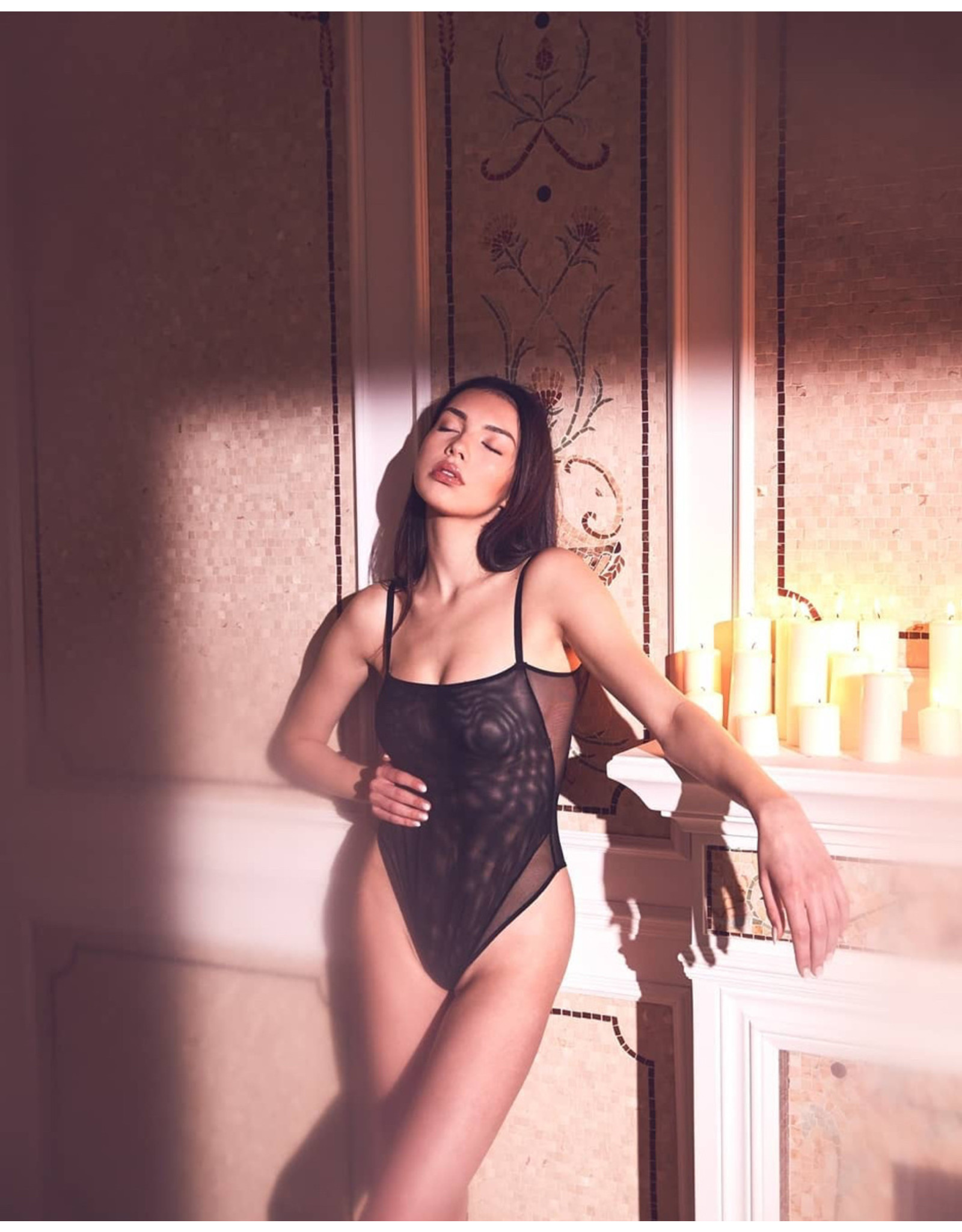Sokoloff Bodysuit Gisele noir