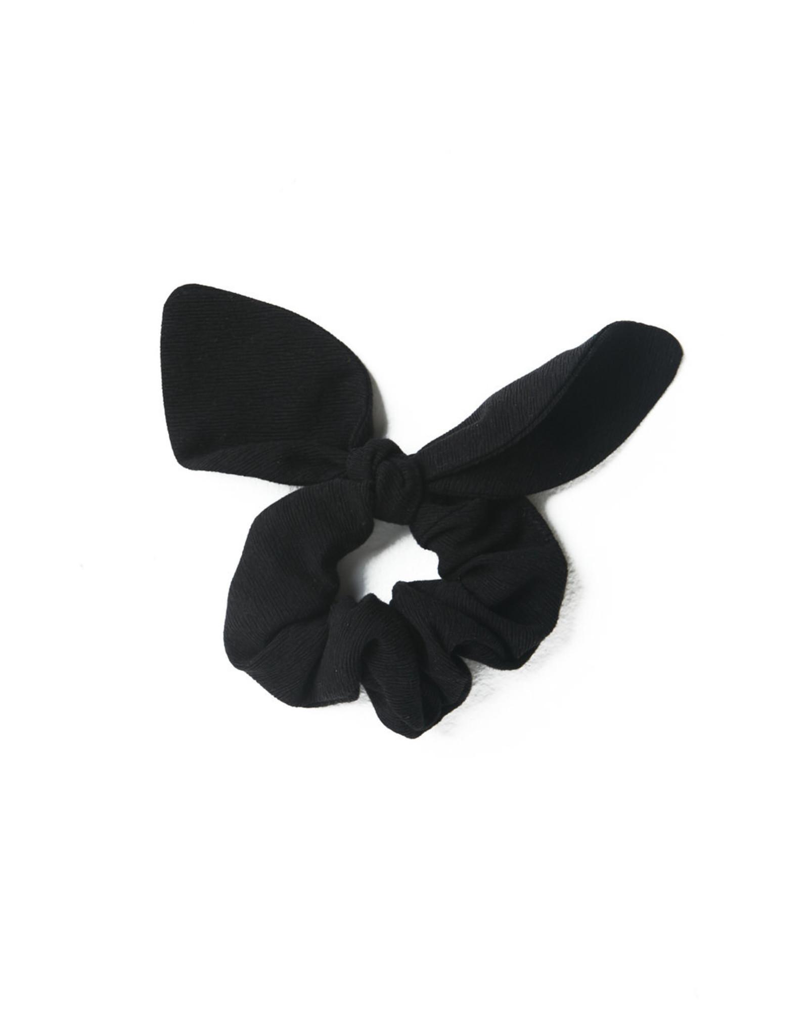 Annie 50 Chouchou noir Noeud