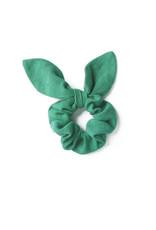 Annie 50 Chouchou vert Noeud