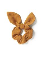 Annie 50 Chouchou jaune Noeud