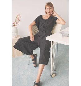 Eve Gravel Jumpsuit Endless Summer noir