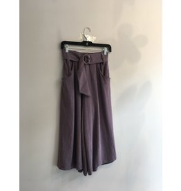 Cokluch Jupe-culotte Tadoussac grape