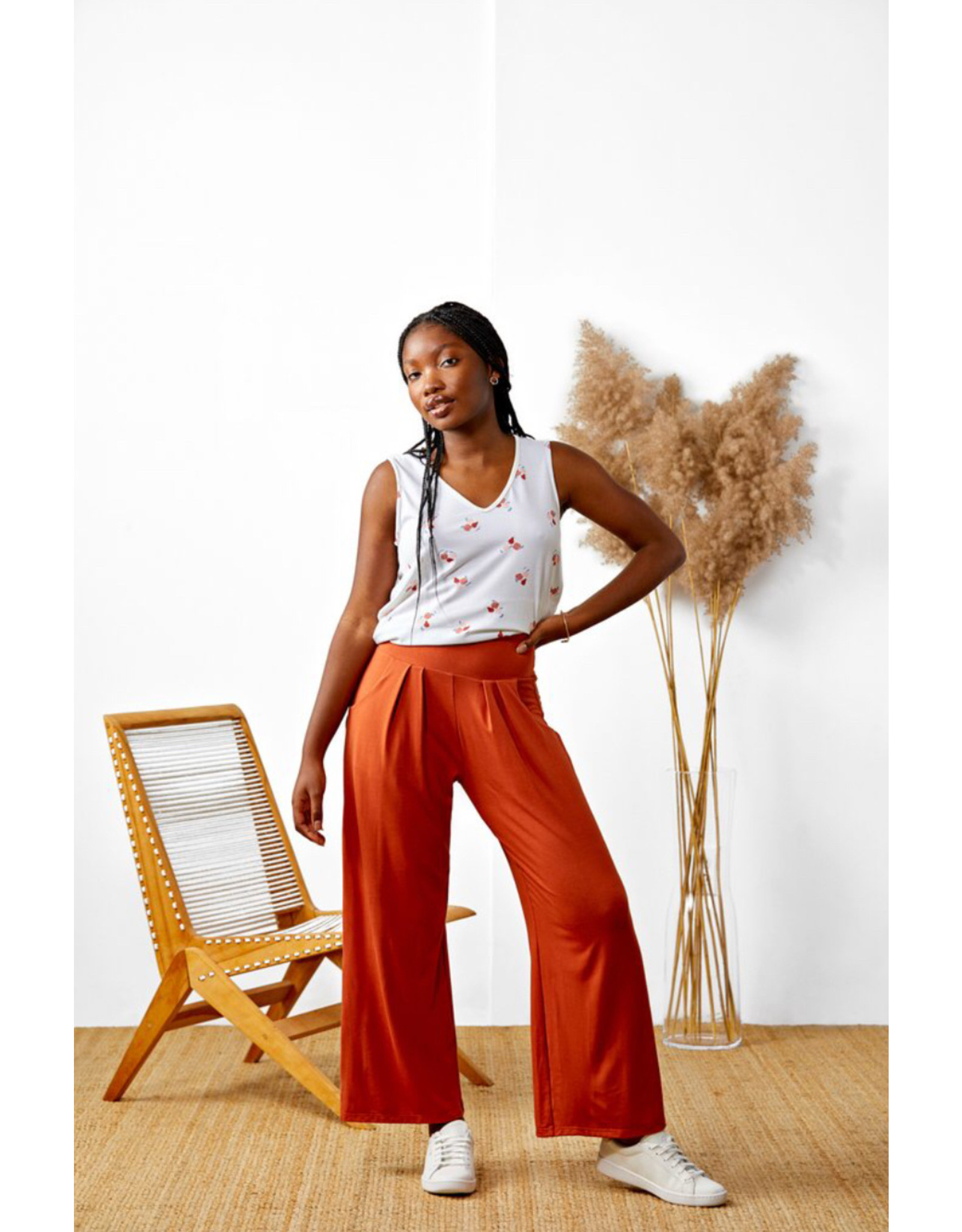 Meemoza Pantalon Crop bo
