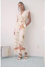 Eve Gravel Combinaison Vassily terracotta