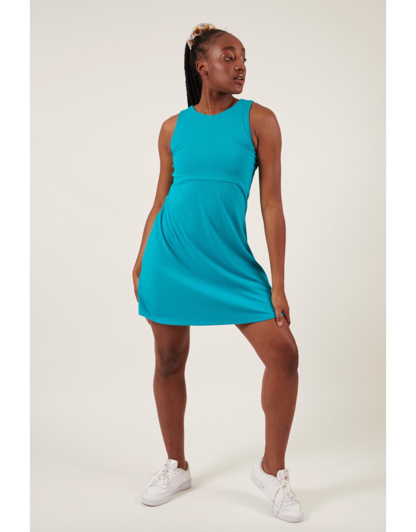Fcapuano Robe Caroline turquoise