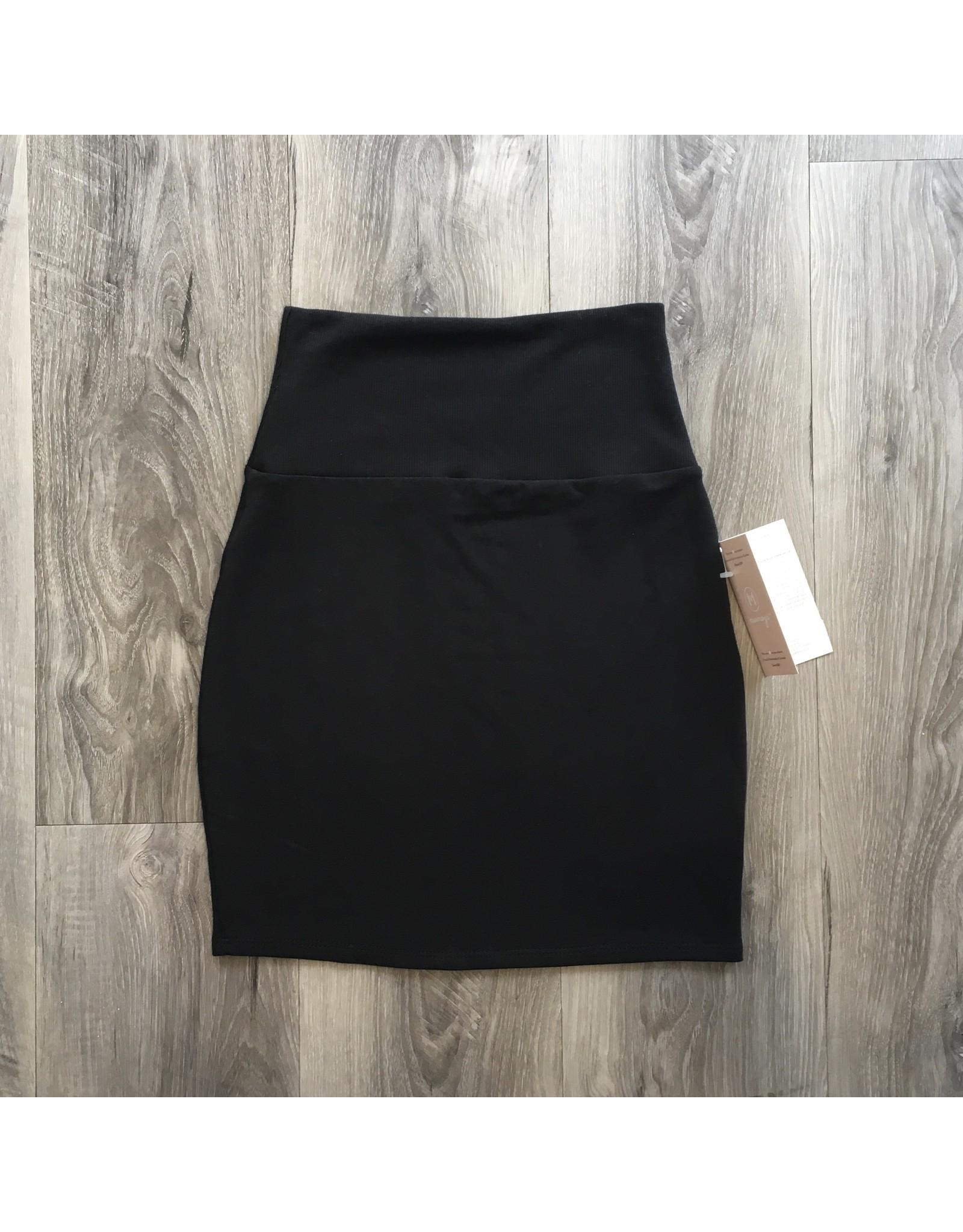 Meemoza Jupe Jean noire
