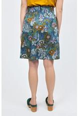 Kazak Jupe Courcelette floral brodé