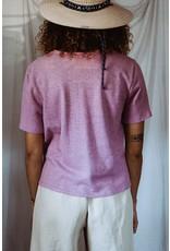 Cultivées T-shirt Manolo rose