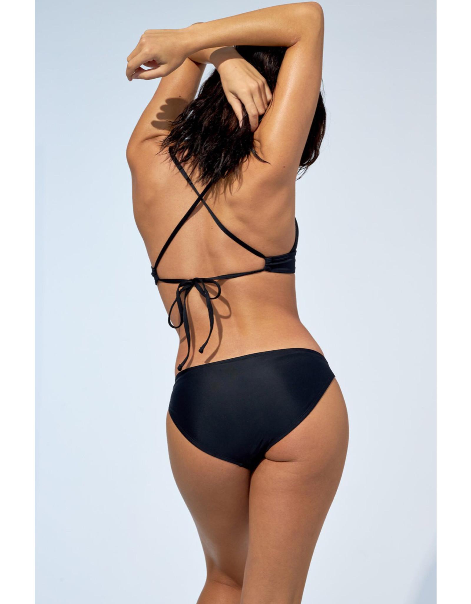 Selfish Swimwear Bas Erin noir