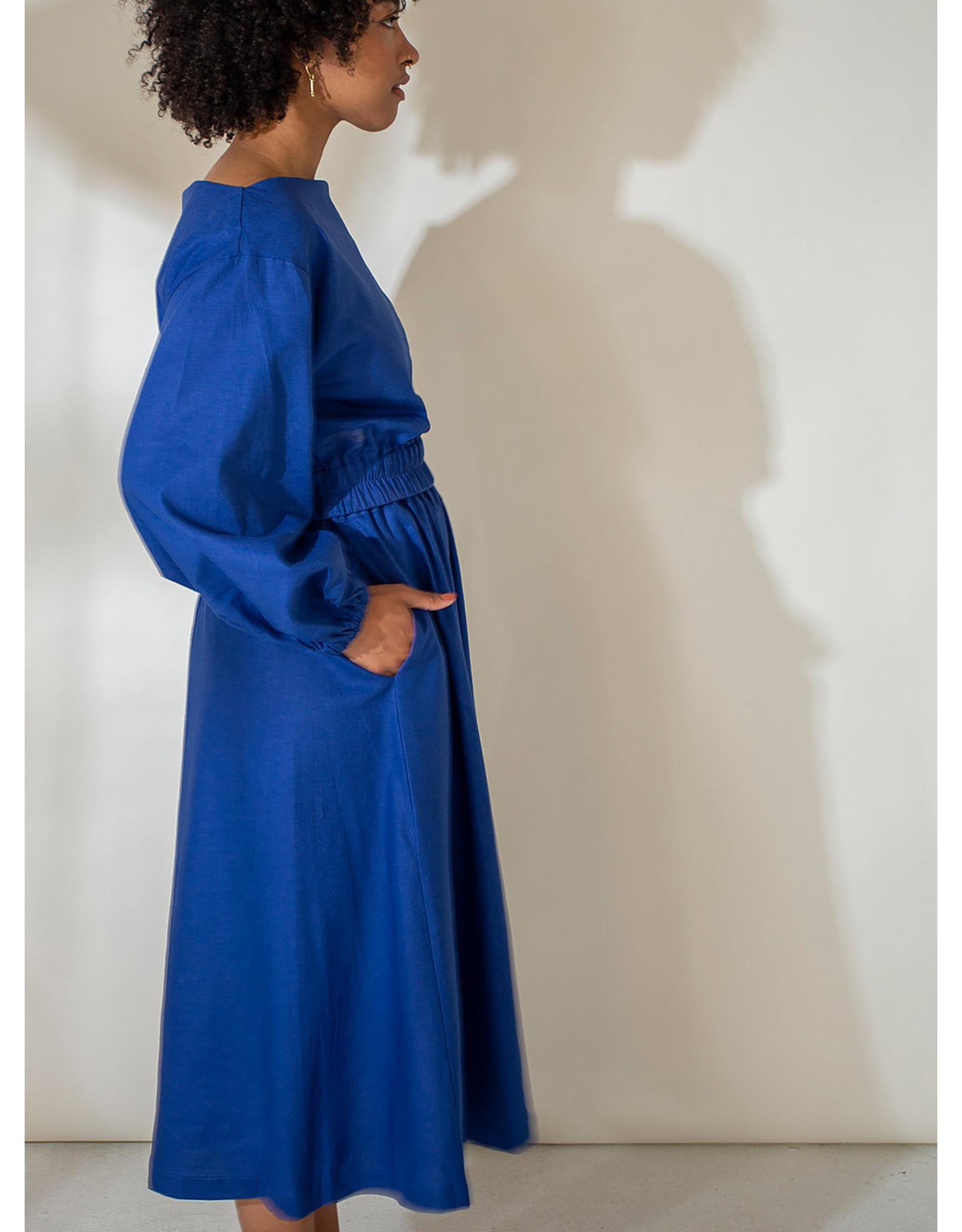 Faures Jupe Belem bleu