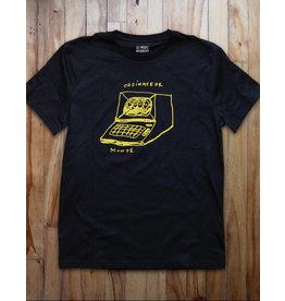 Les roches qui roulent T-shirt Ordinateur monde