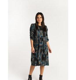 Allison Wonderland Robe twist prisme