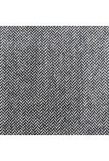 Meemoza Cardigan kimono laine noir & blanc