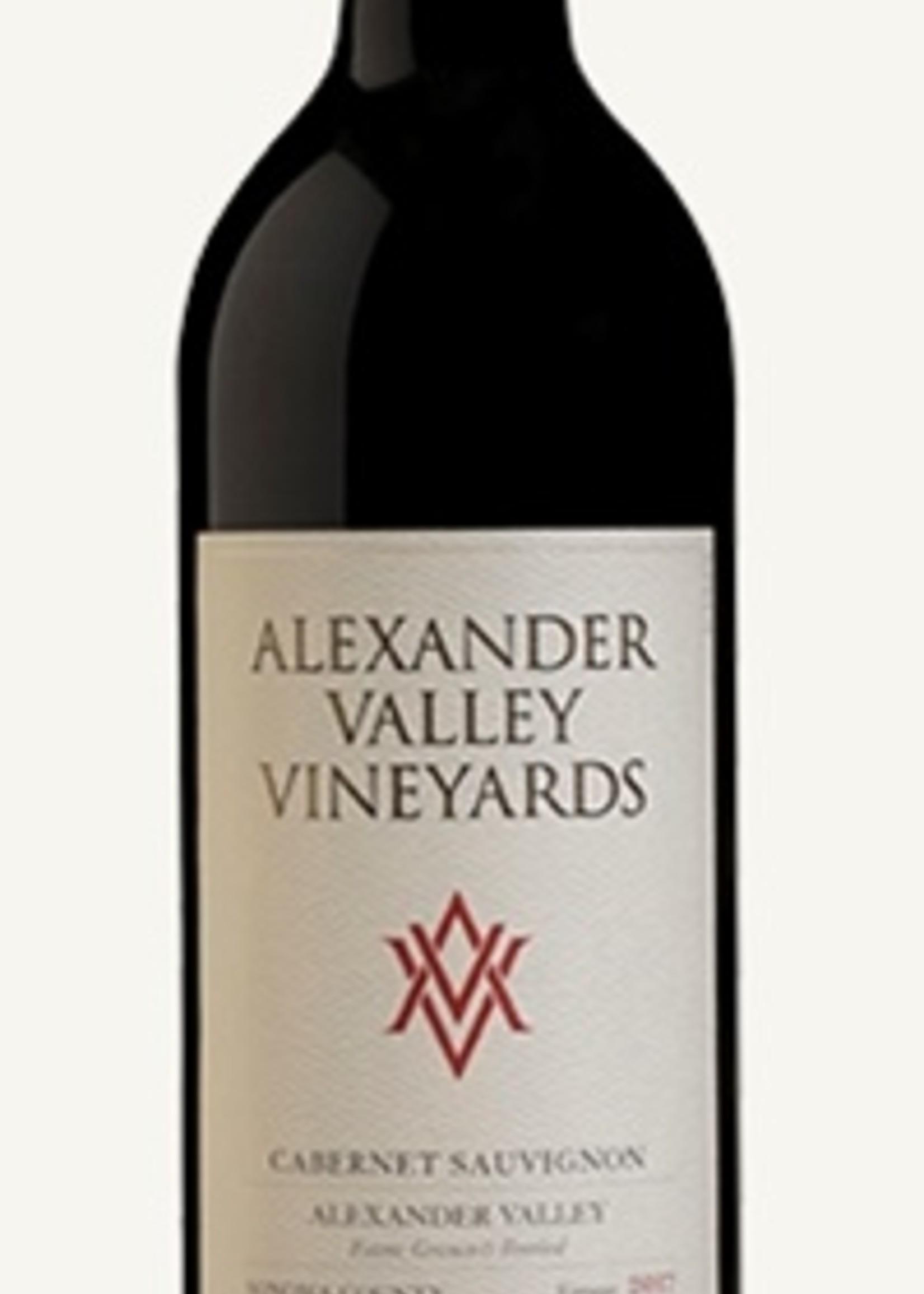 Alexander Valley Cabernet