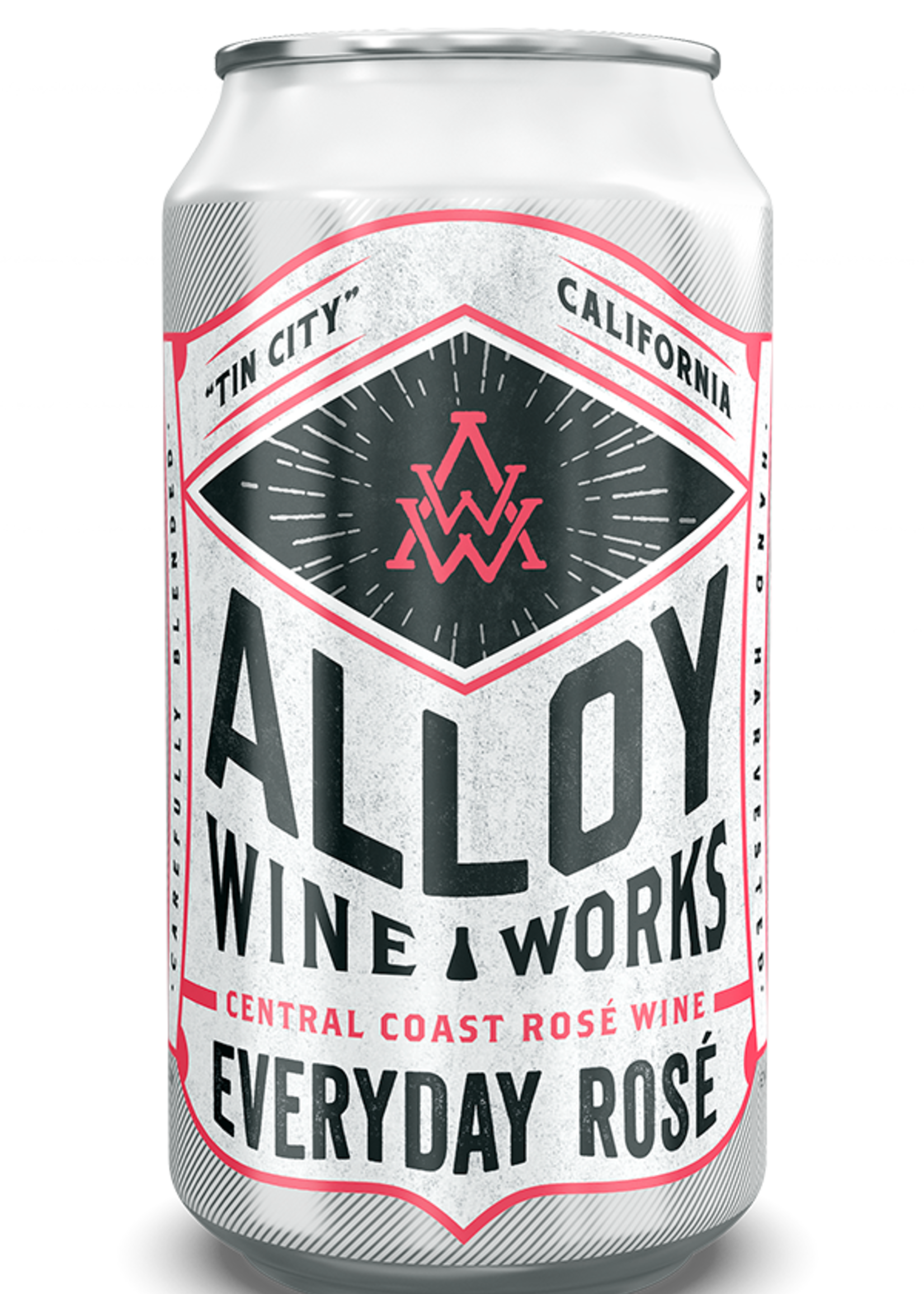 Alloy Everyday Rose Can 375ml