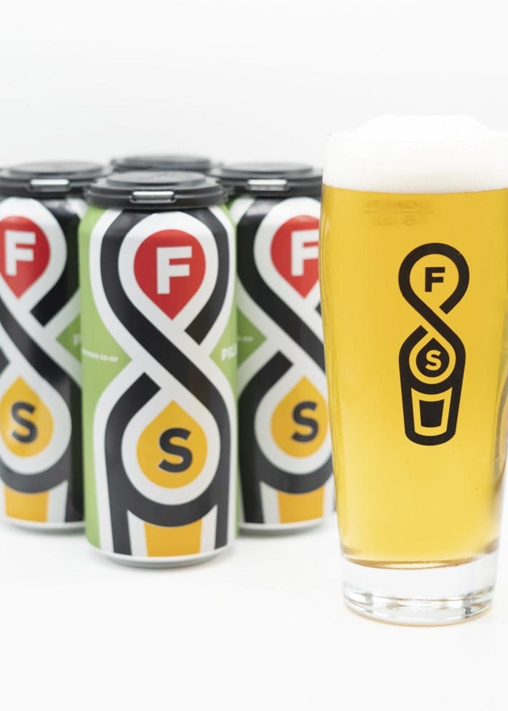 Fair State Pilsner - 4x16oz Cans