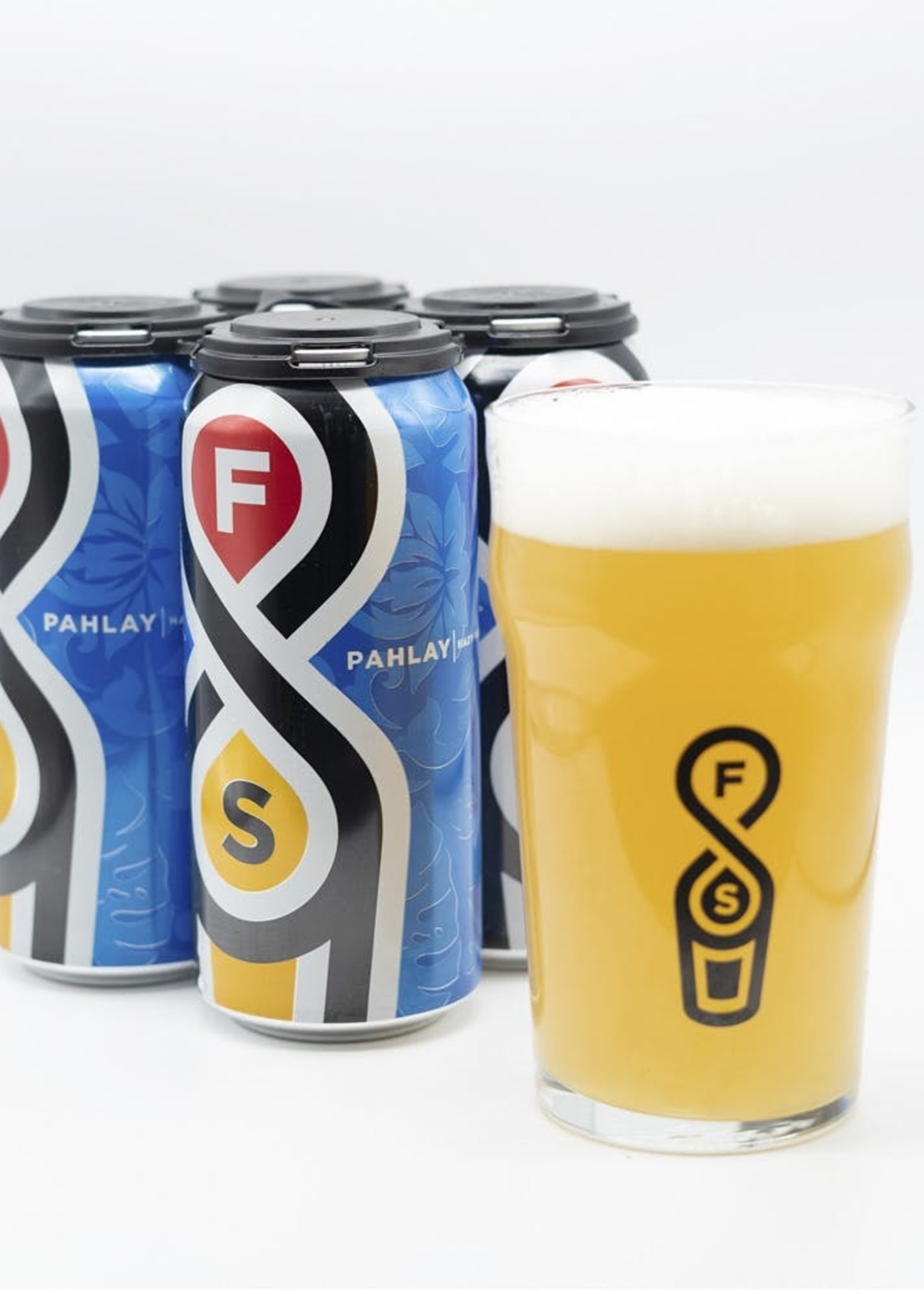 Fair State Pahlay Hazy Pale Ale 4 Cans