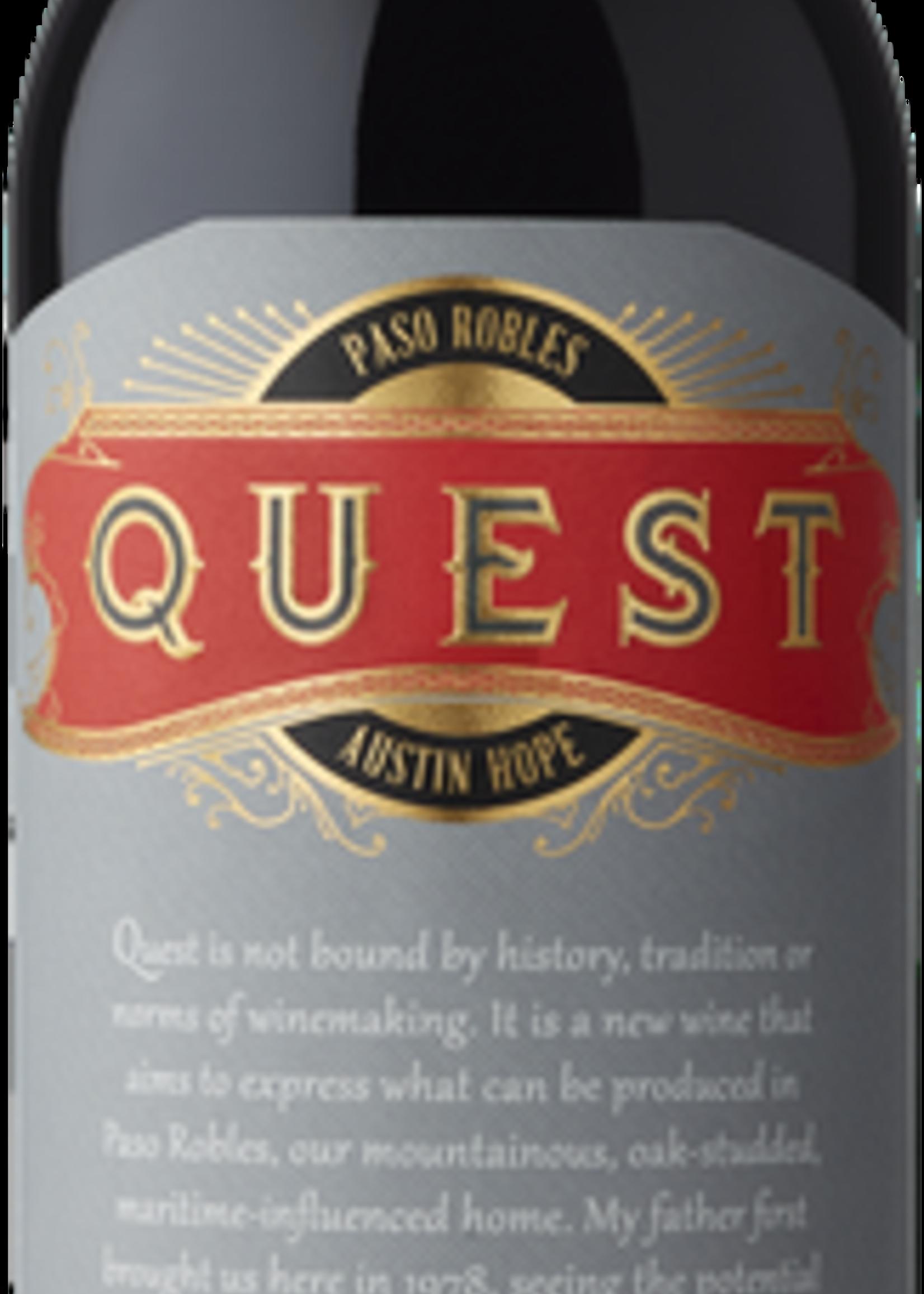 Austin Hope Quest Red Blend