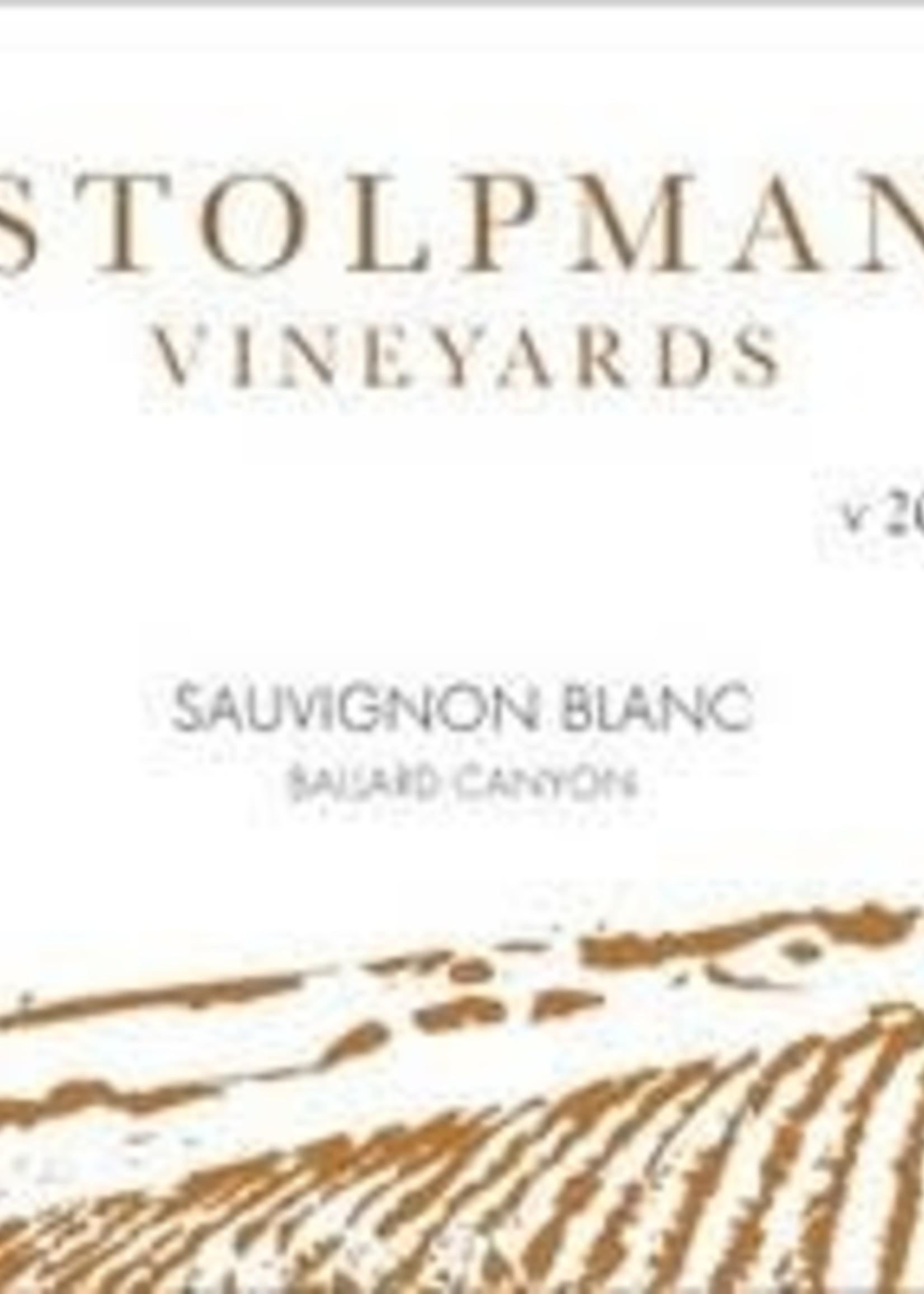 Stolpman Sauvignon Blanc