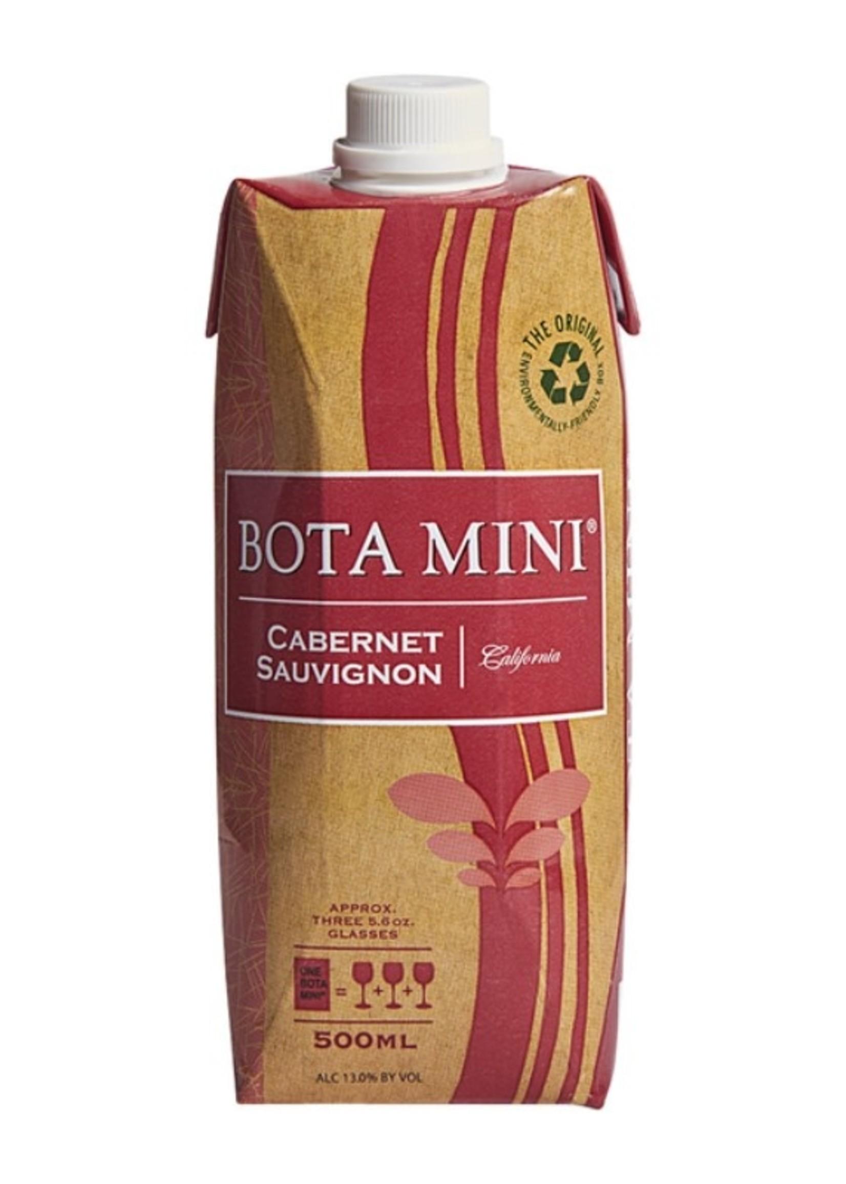 Bota Mini Cabernet Sauvignon 500ml