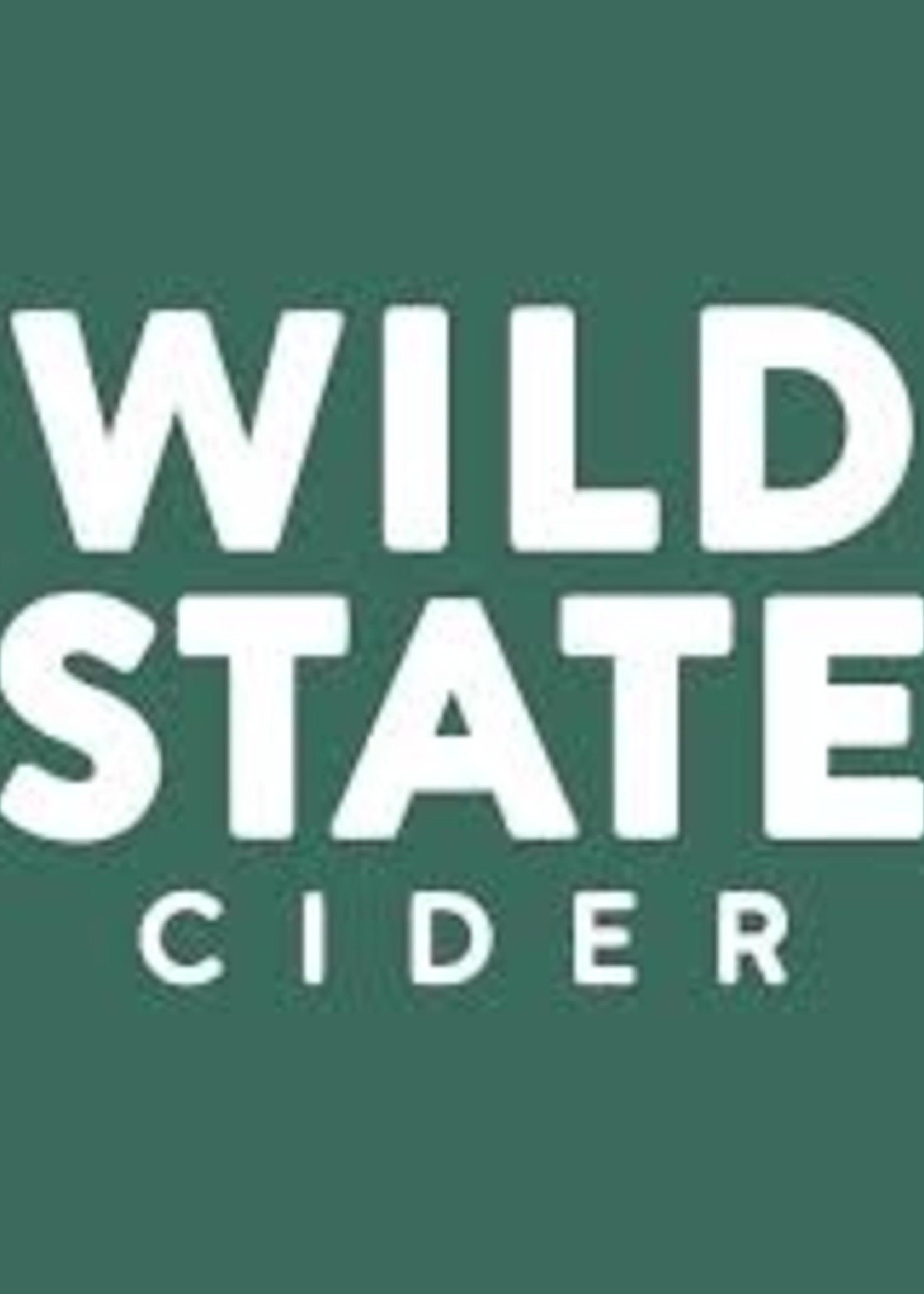 Wild State Classic Dry Cider