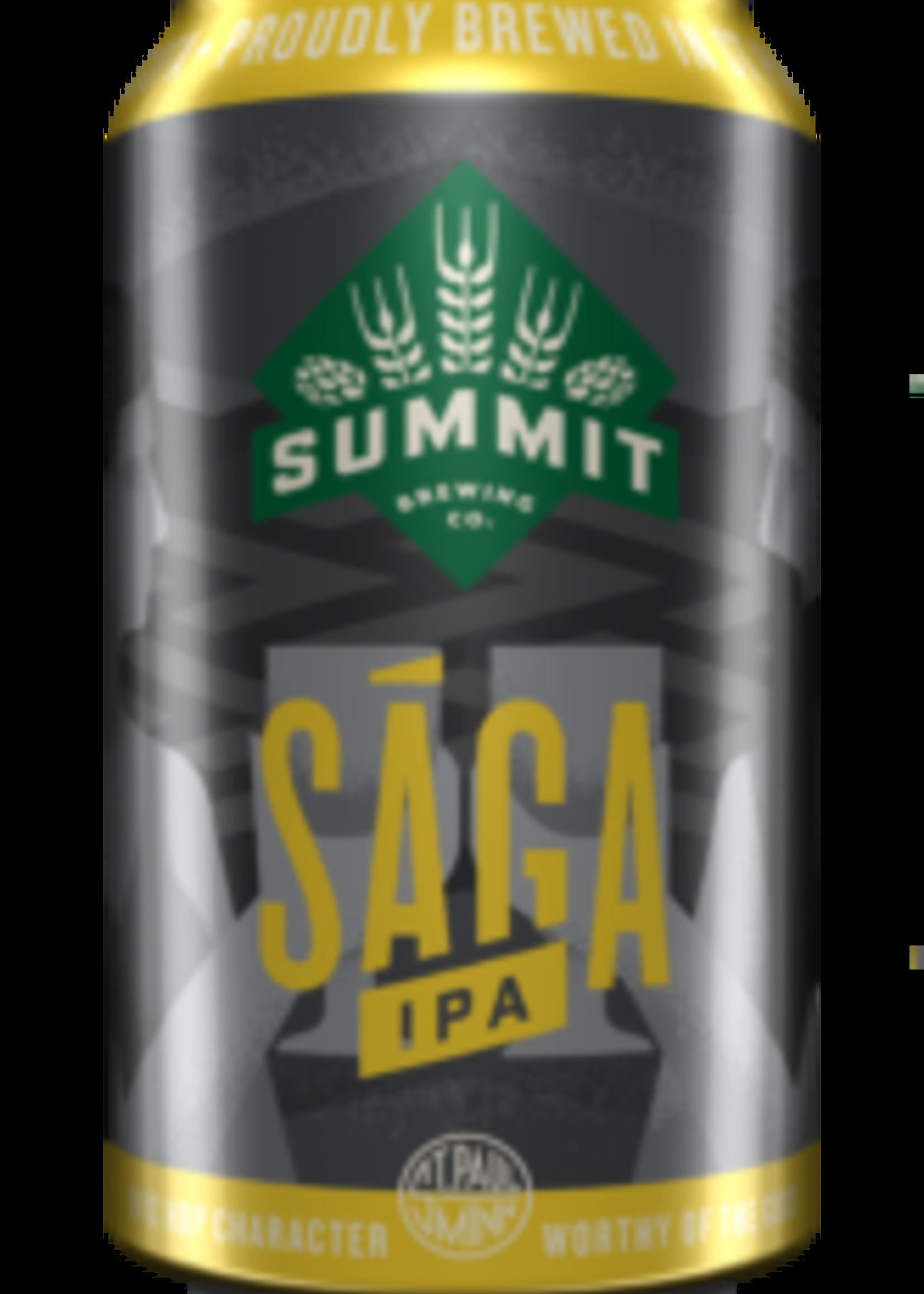 Summit Saga IPA - 12x12oz Cans