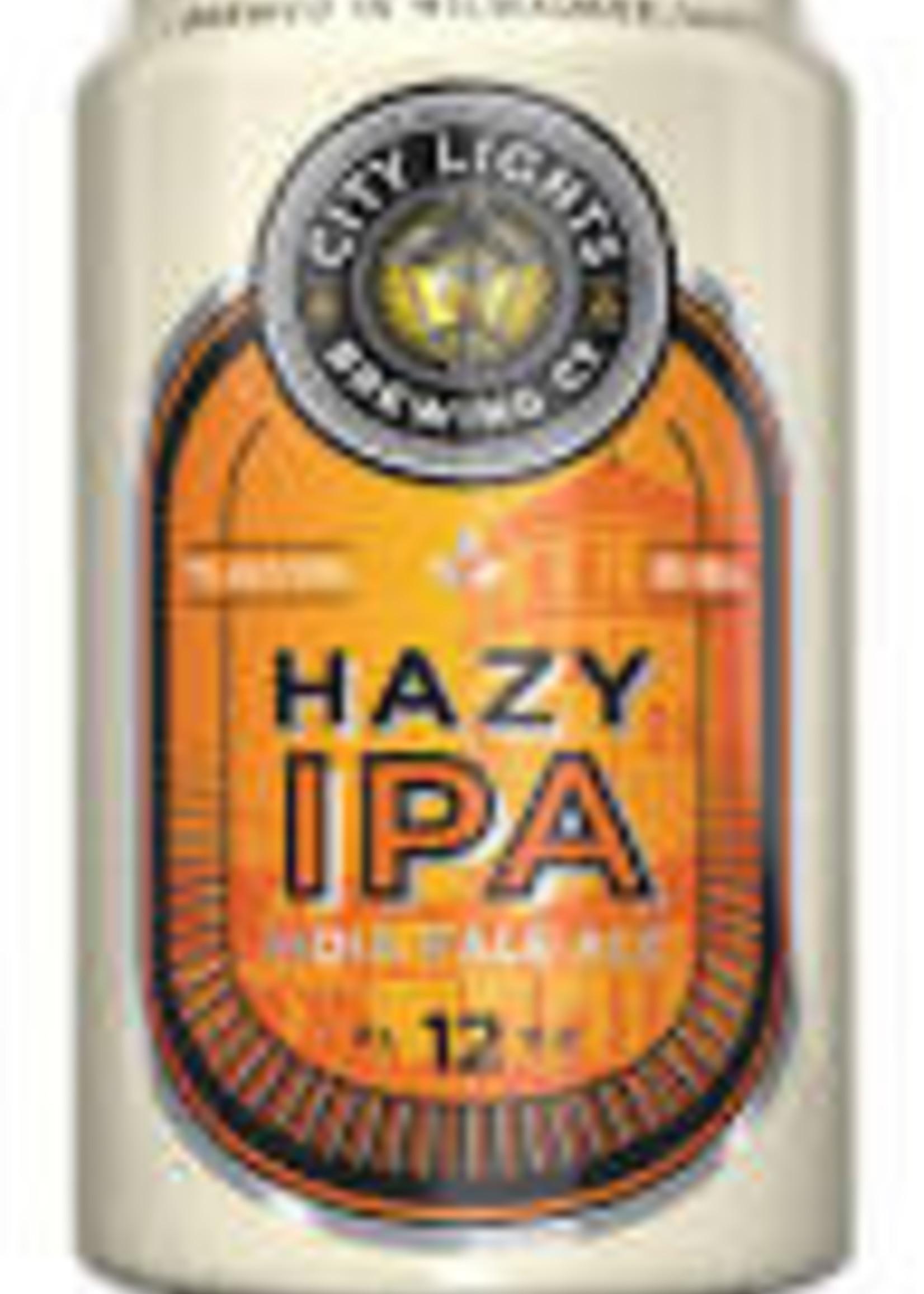 City Lights Hazy IPA - 6x12oz Cans
