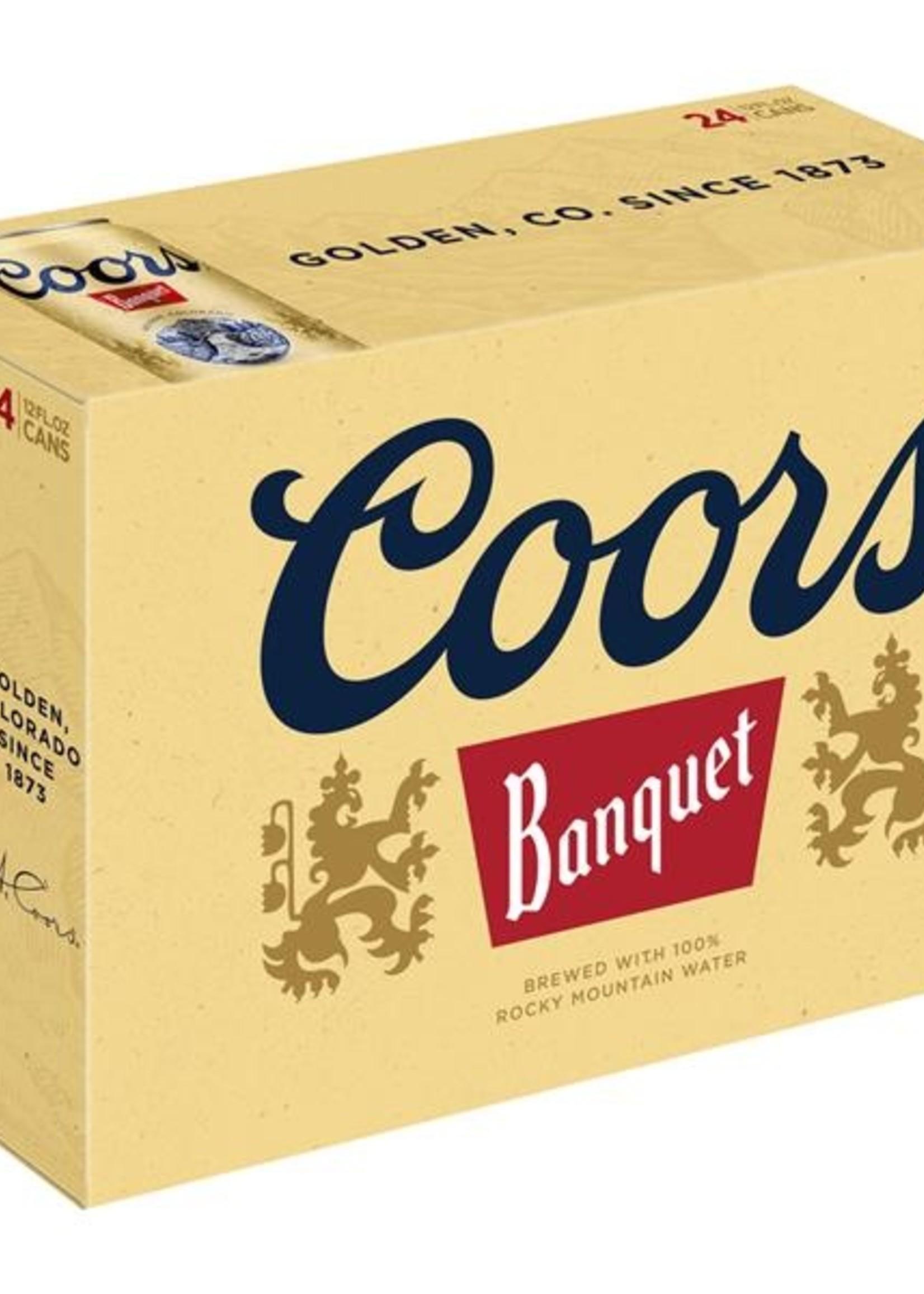 Coors Banquet 12 Stubbies