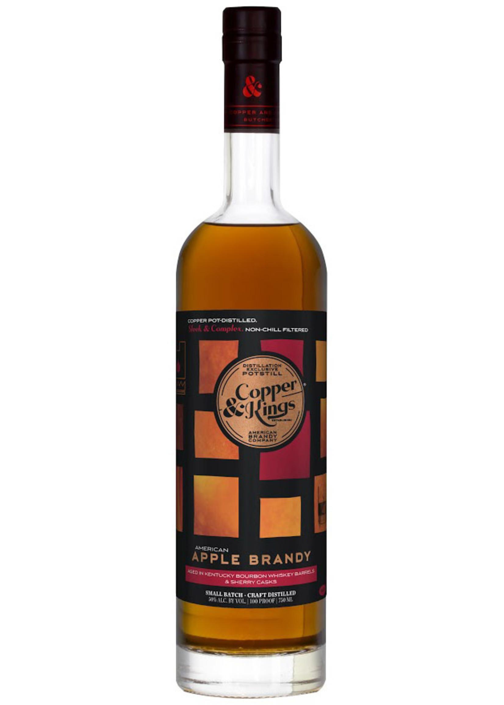 Copper & Kings Apple Brandy