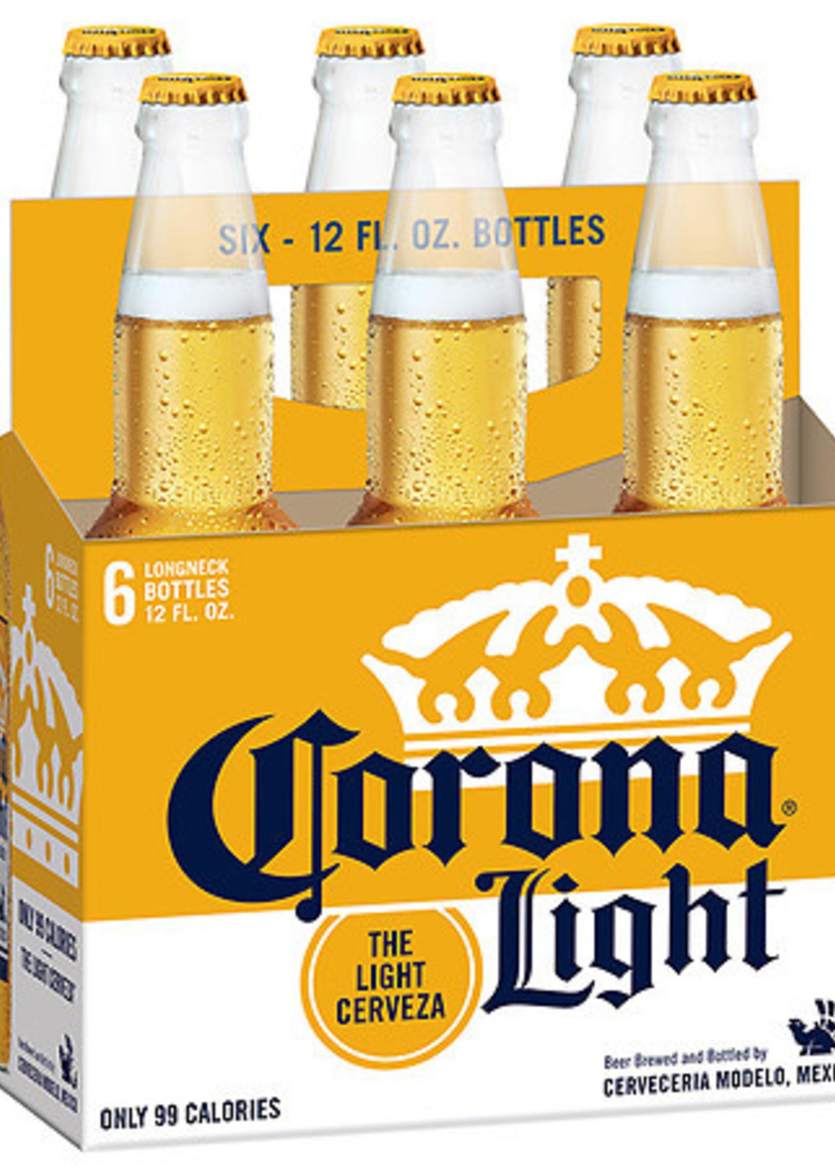 Corona Light 6 Bottles