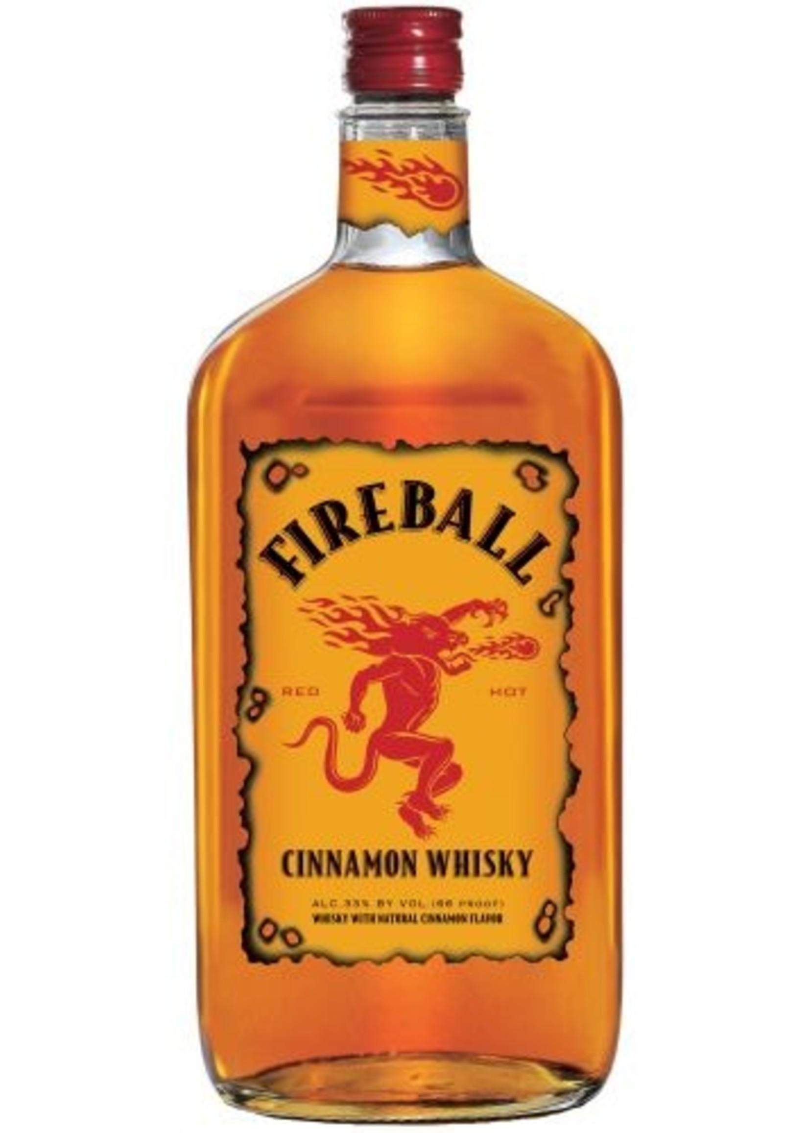 Fireball Cinnamon Whiskey LTR