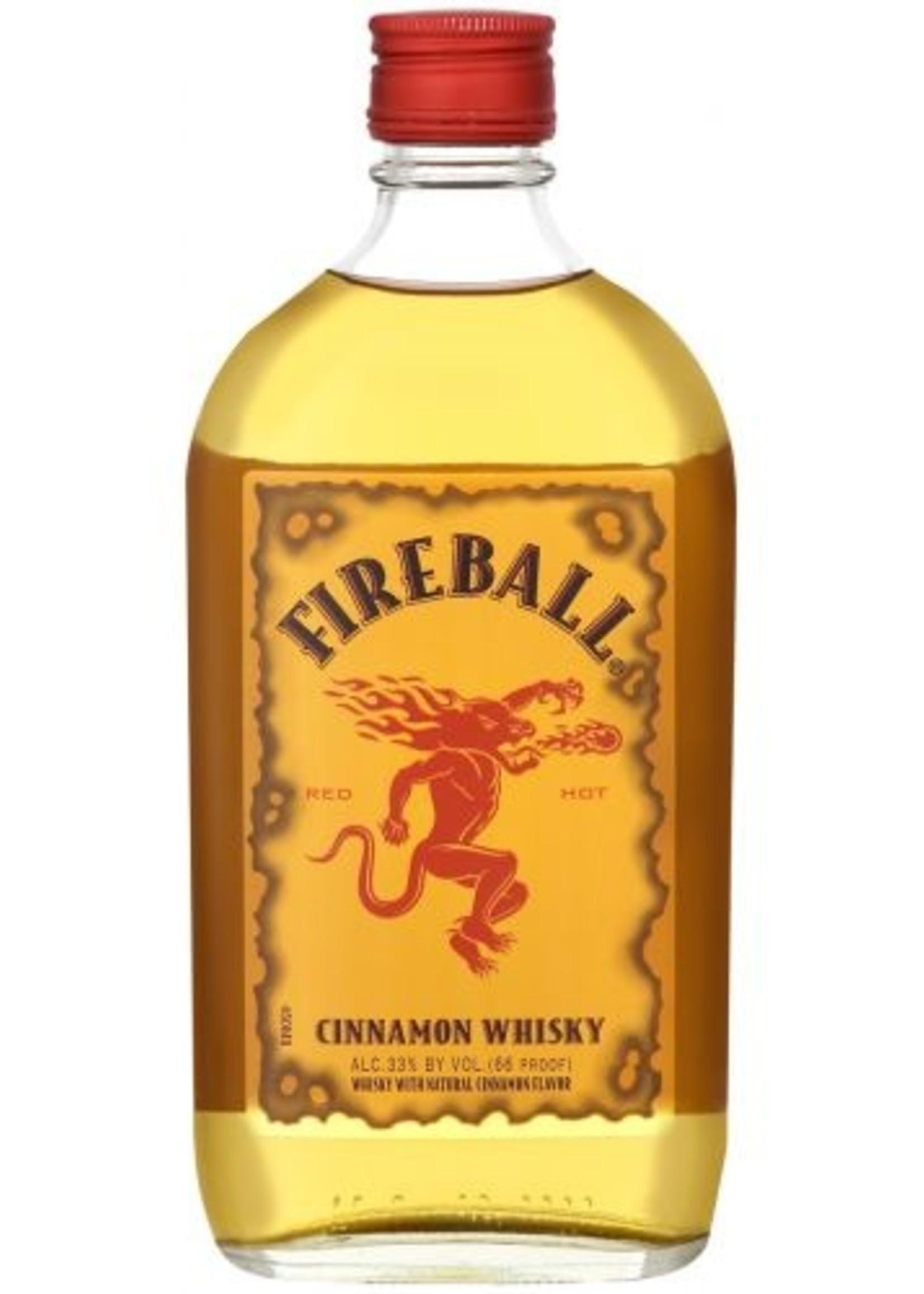 Fireball Cinnamon Whiskey 375