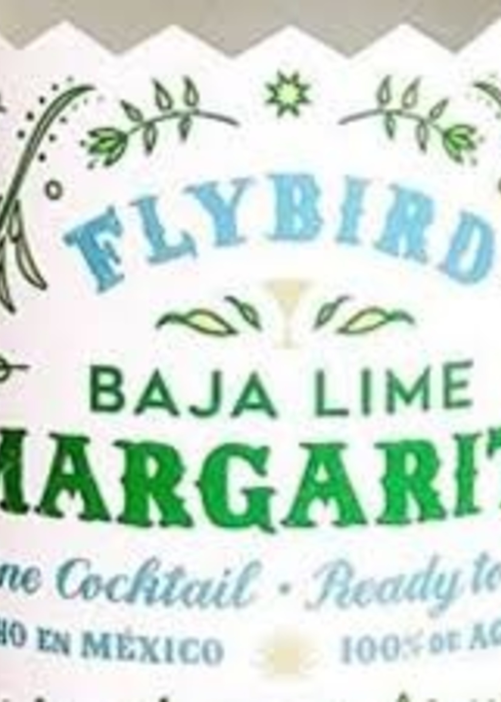 Flybird Baja Lime Margarita RTD