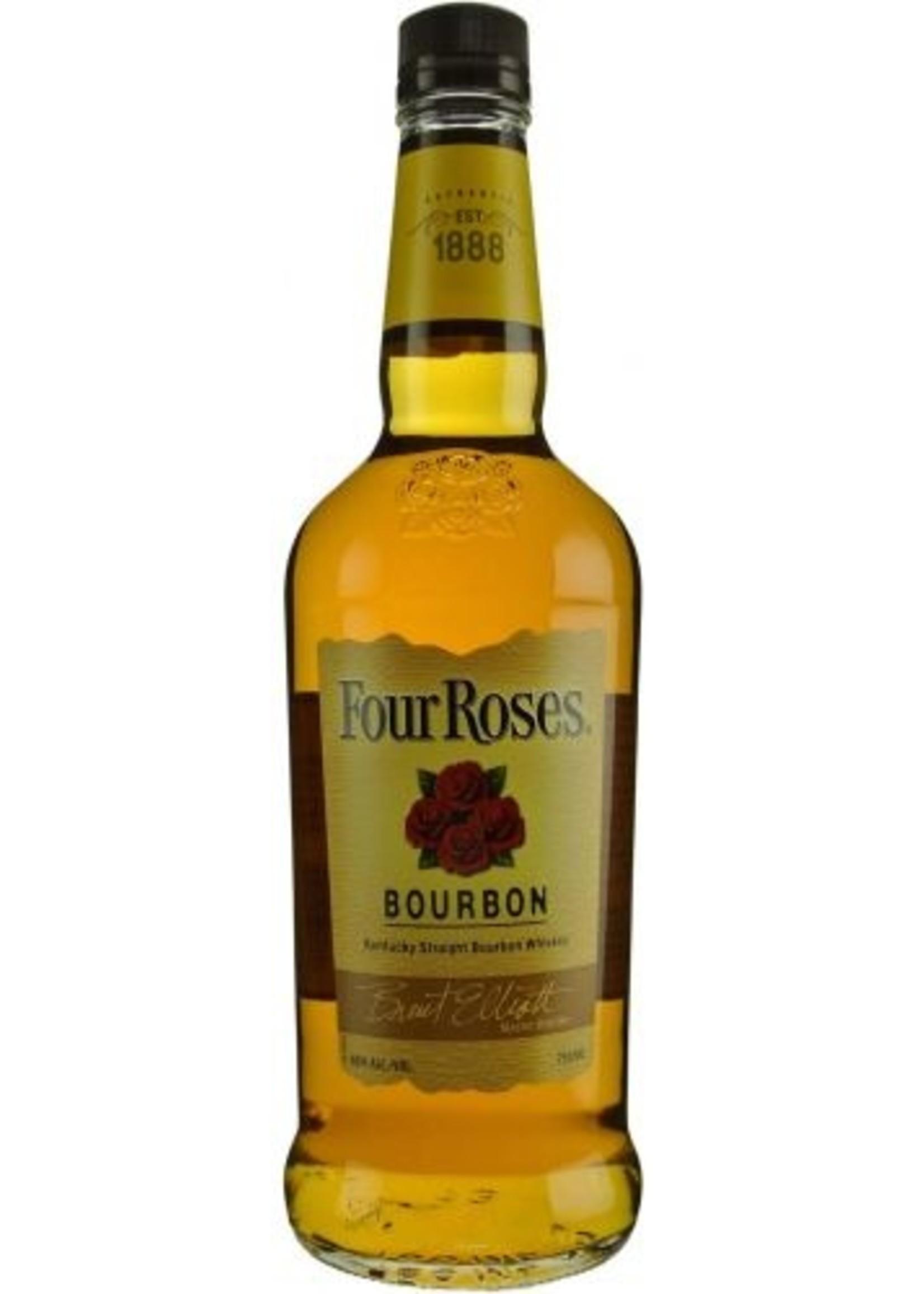 Four Roses Bourbon 750ml
