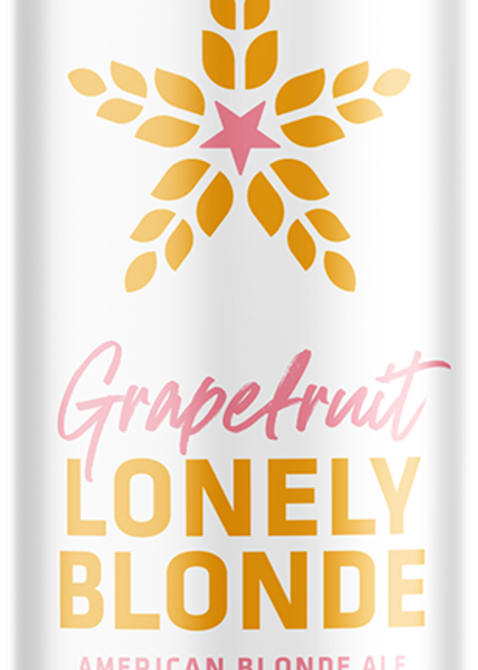 Fulton Grapefruit Lonely Blonde Can