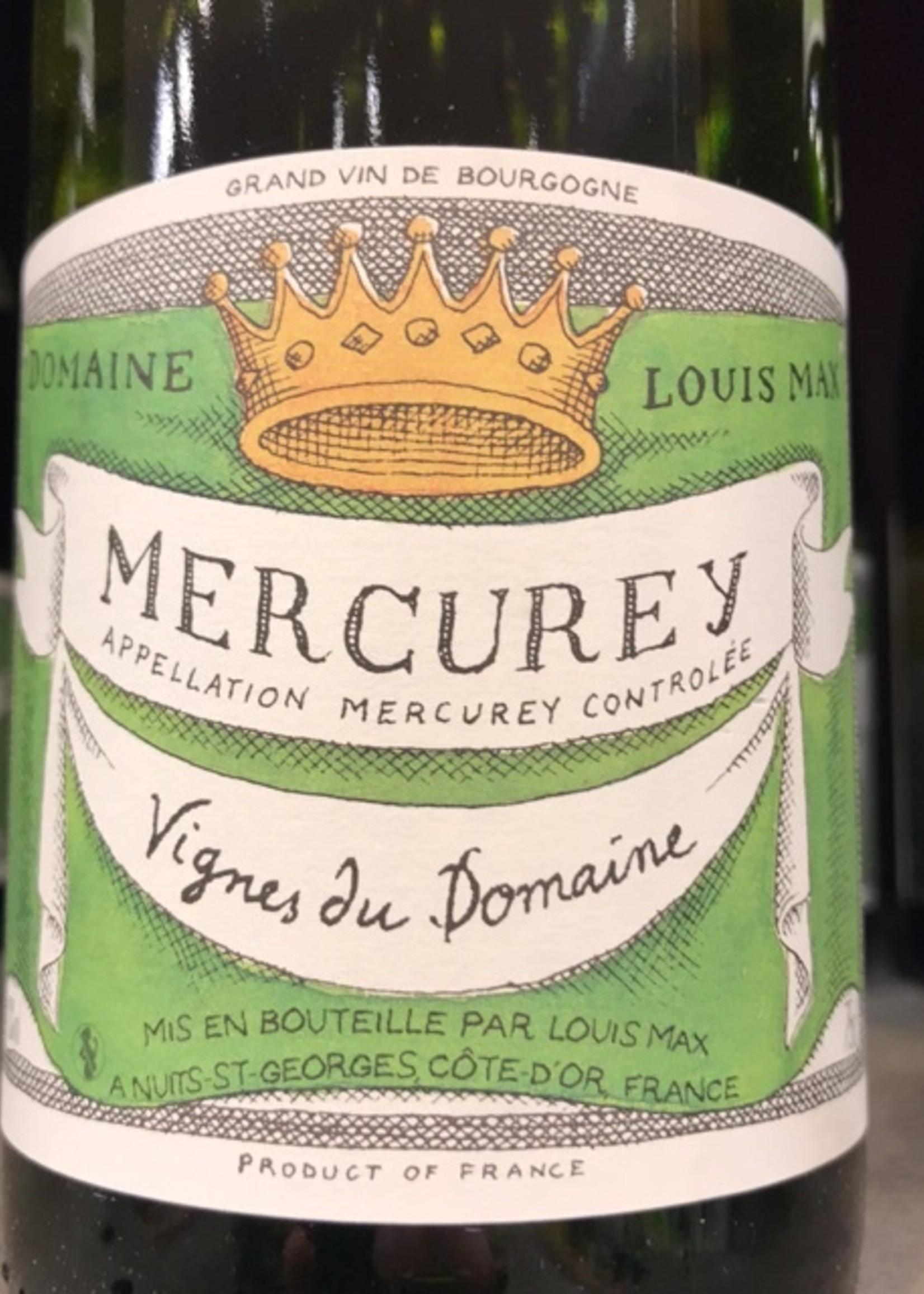 Louis Max Mercurey Chardonnay