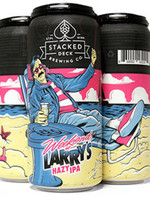 Stacked Deck Weekend at Larry's Hazy IPA