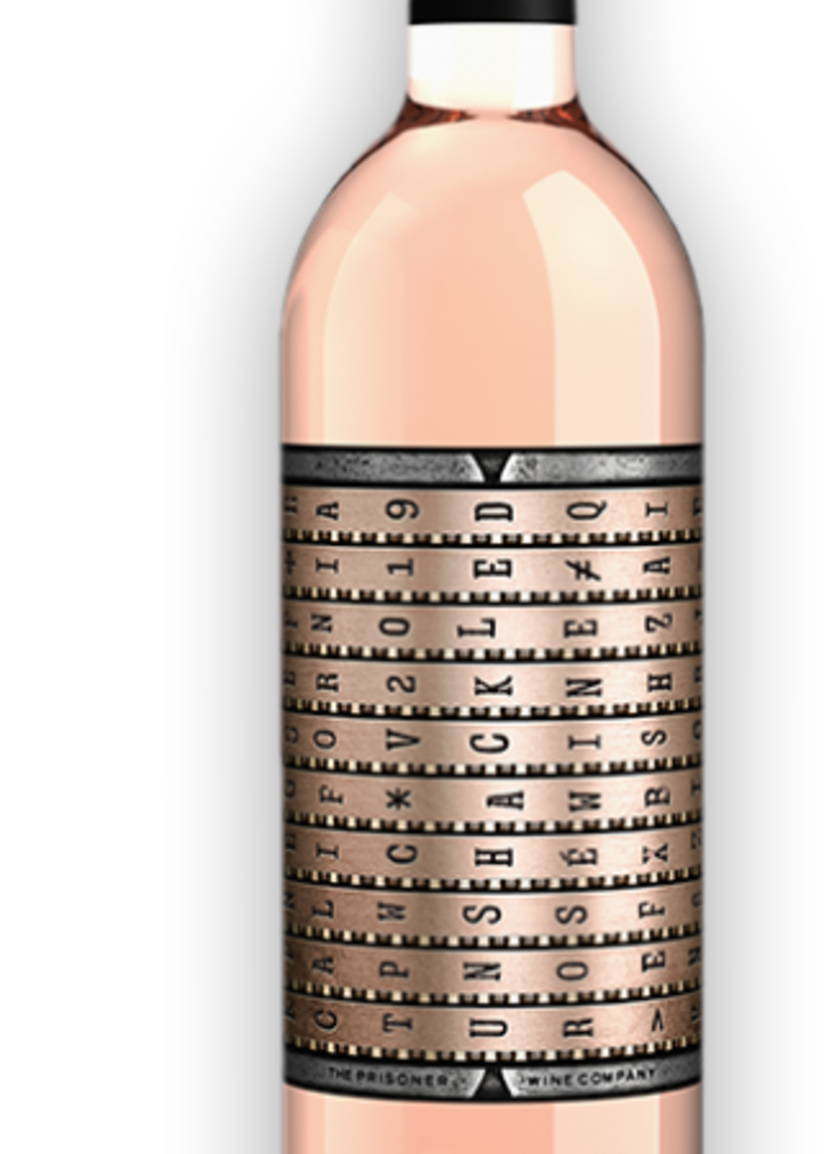 Unshackled Rose from Prisoner Wine Company
