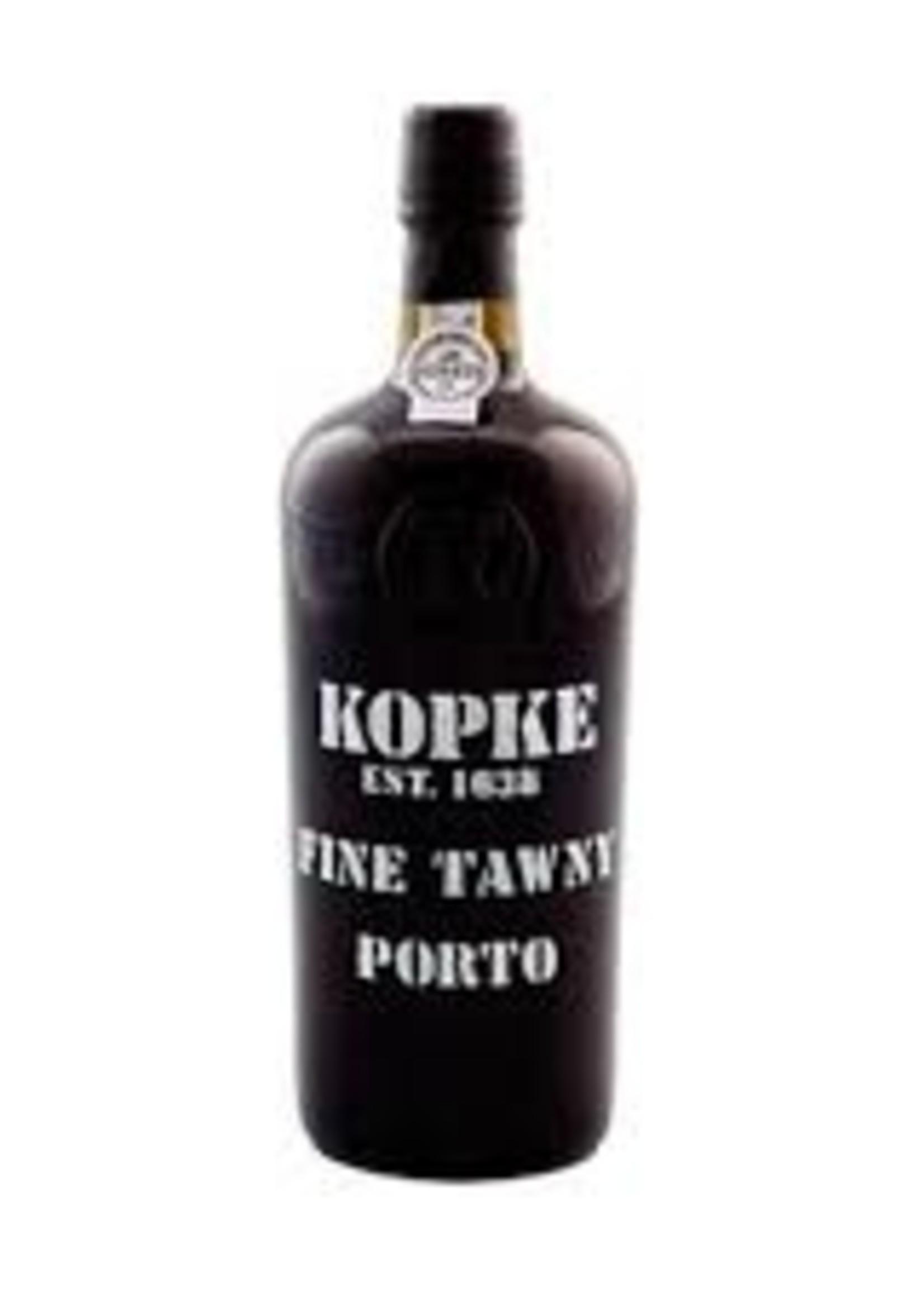 Porto Kopke Fine Tawny