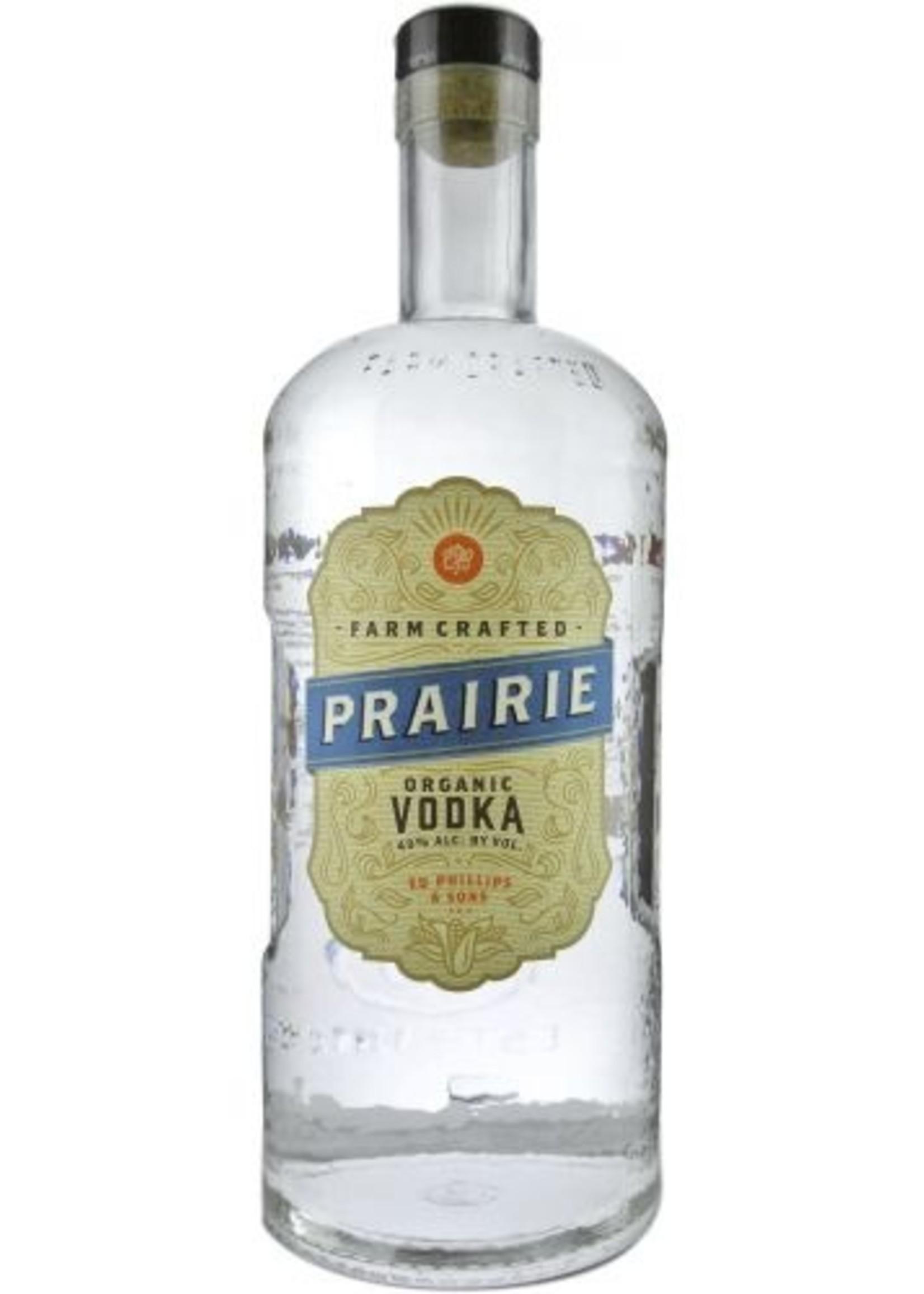Prairie Organic Vodka LTR