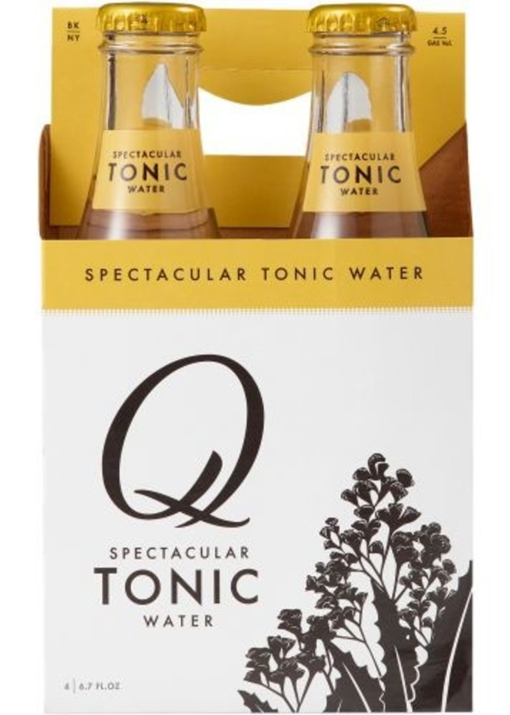 Q Drinks Premium Tonic Water