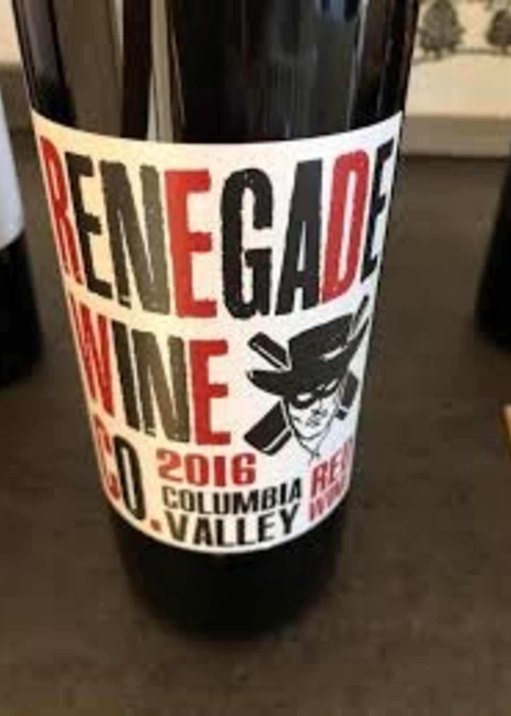 Renegade WIne Company Cabernet Sauvignon