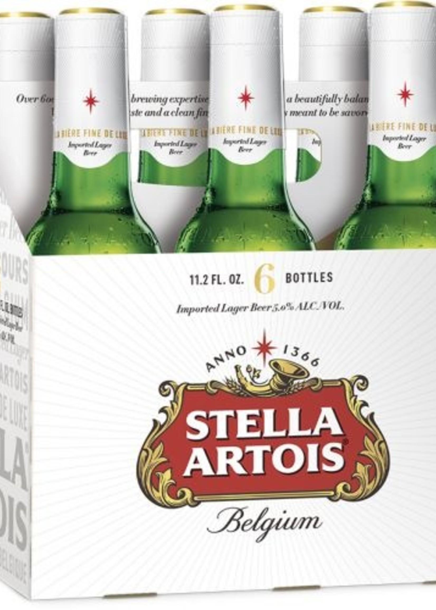 Stella Artois - 6 Pack Bottles