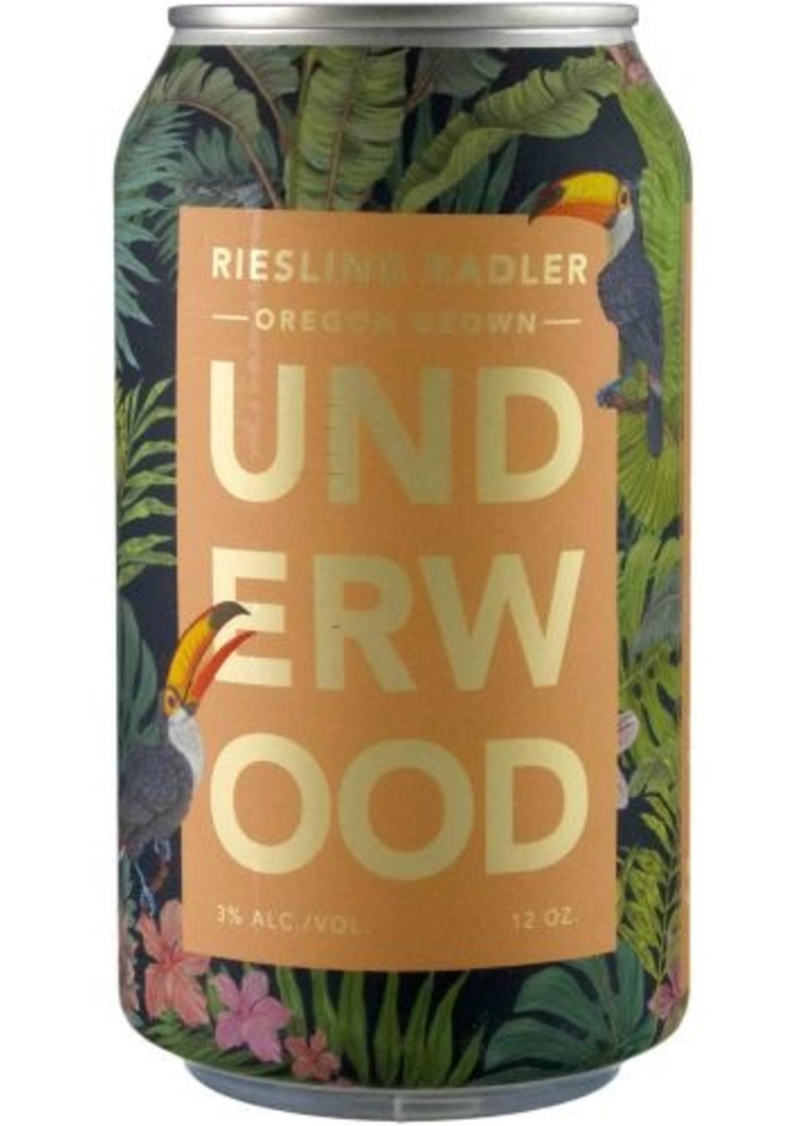 Underwood Riesling Radler Can