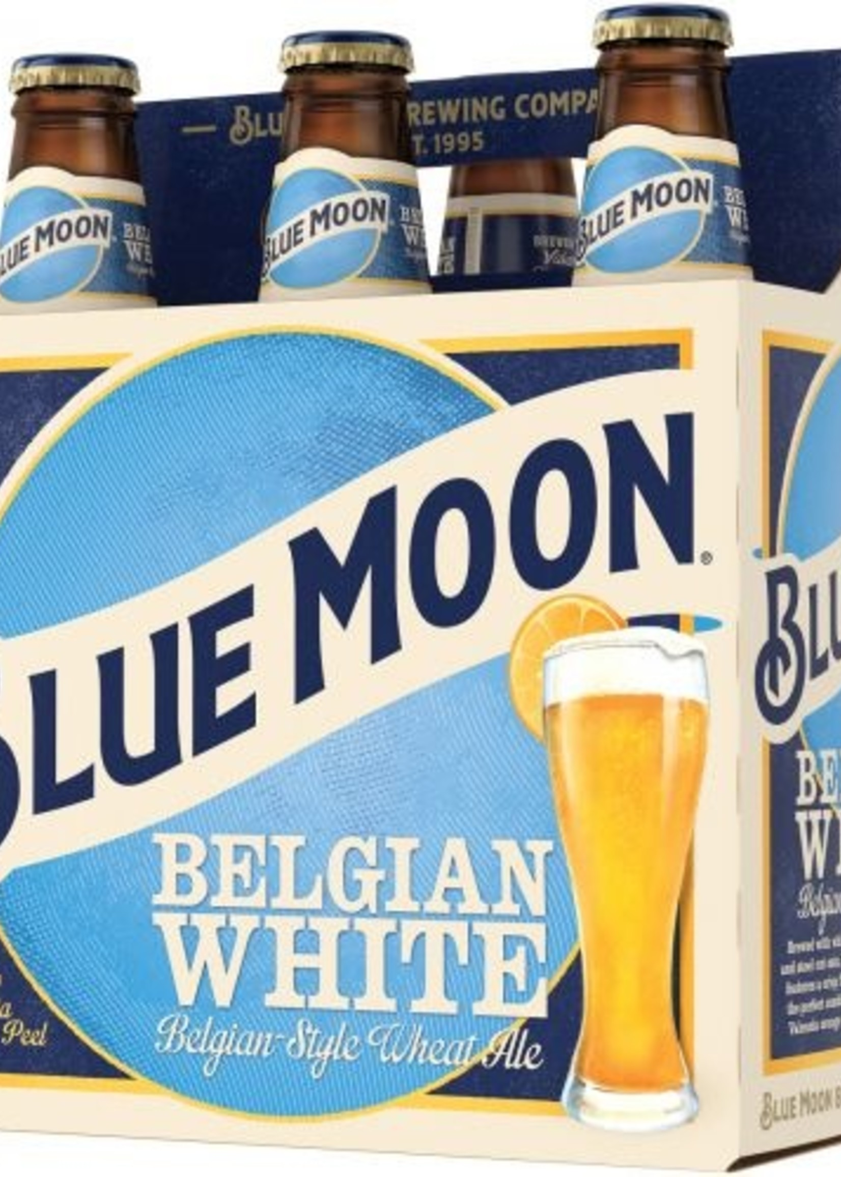 Blue Moon - 6 Bottles