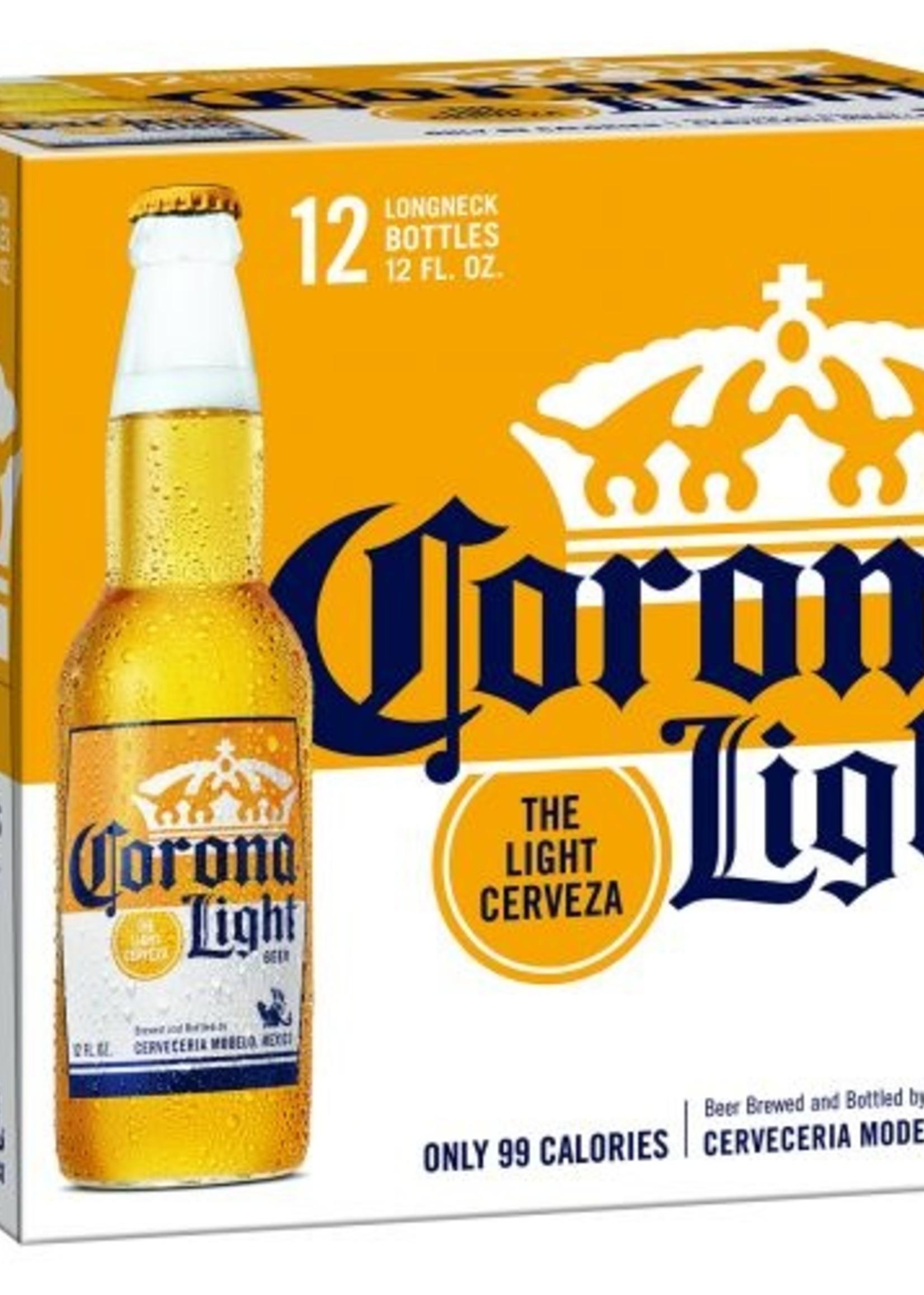 Corona Light - 12 Bottles