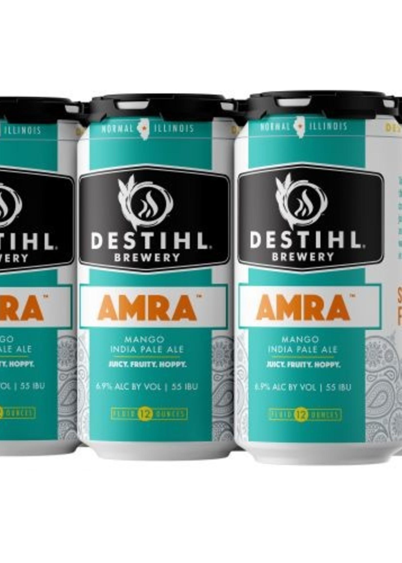Destihl AMRA Mango IPA - 6x12oz Cans
