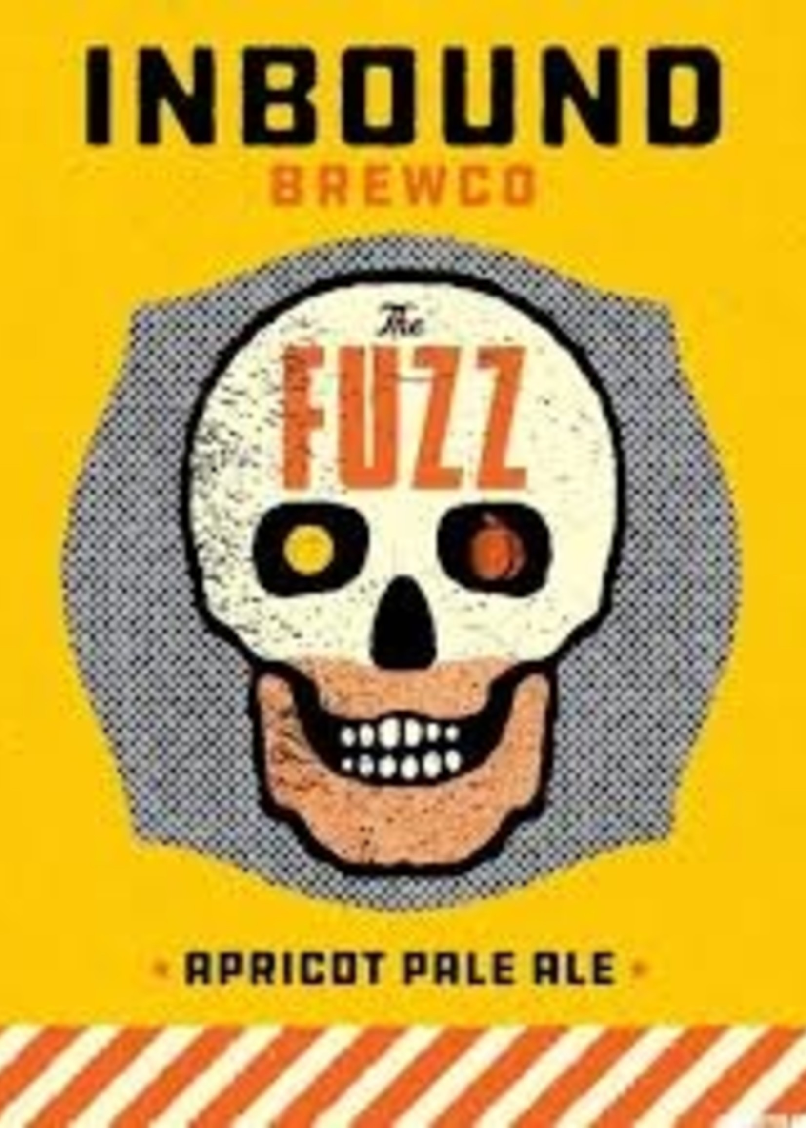 Inbound Fuzz Apricot Pale Ale