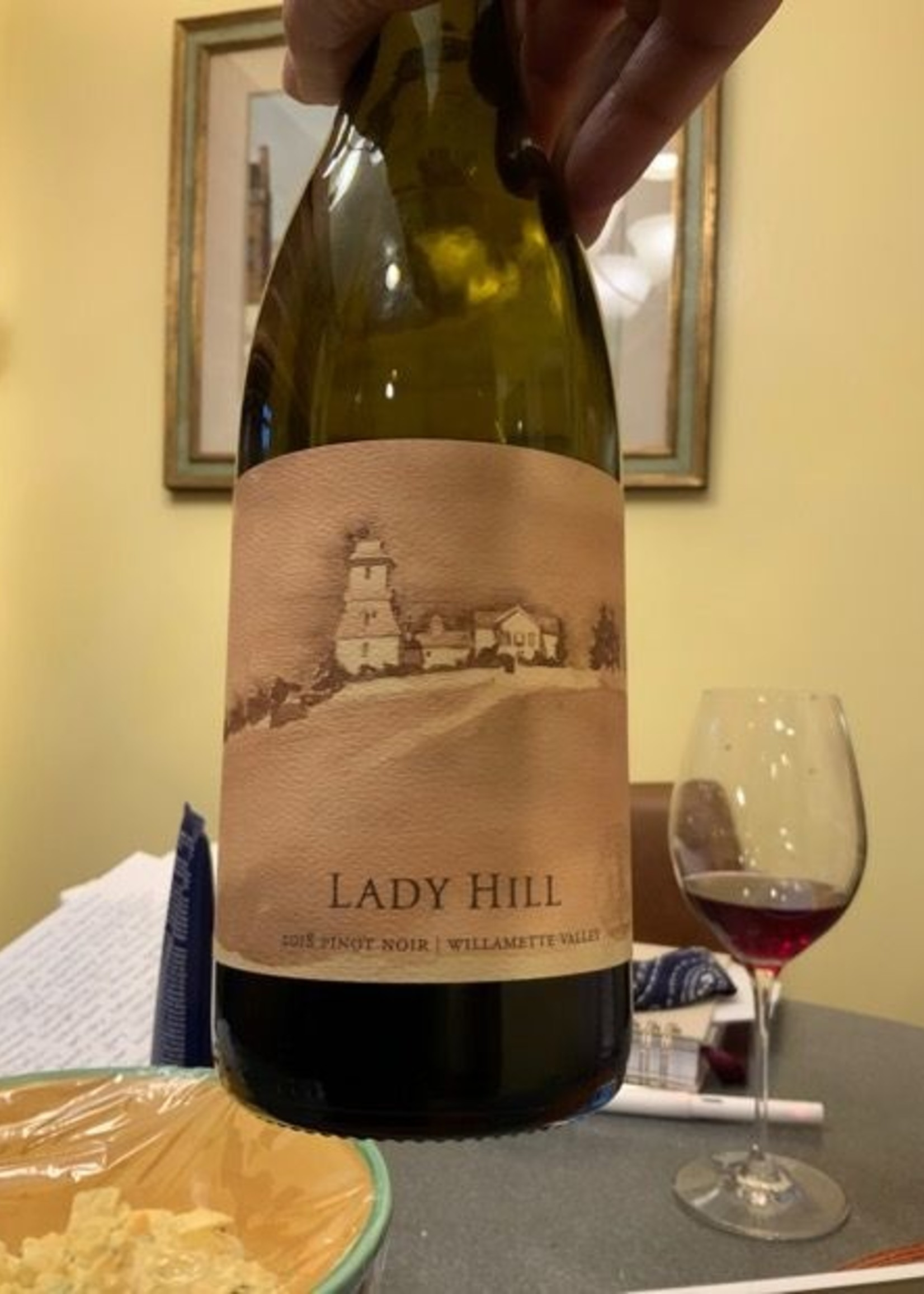 Lady Hill Winery Radicle Vine Pinot Noir, Willamette Valley, OR