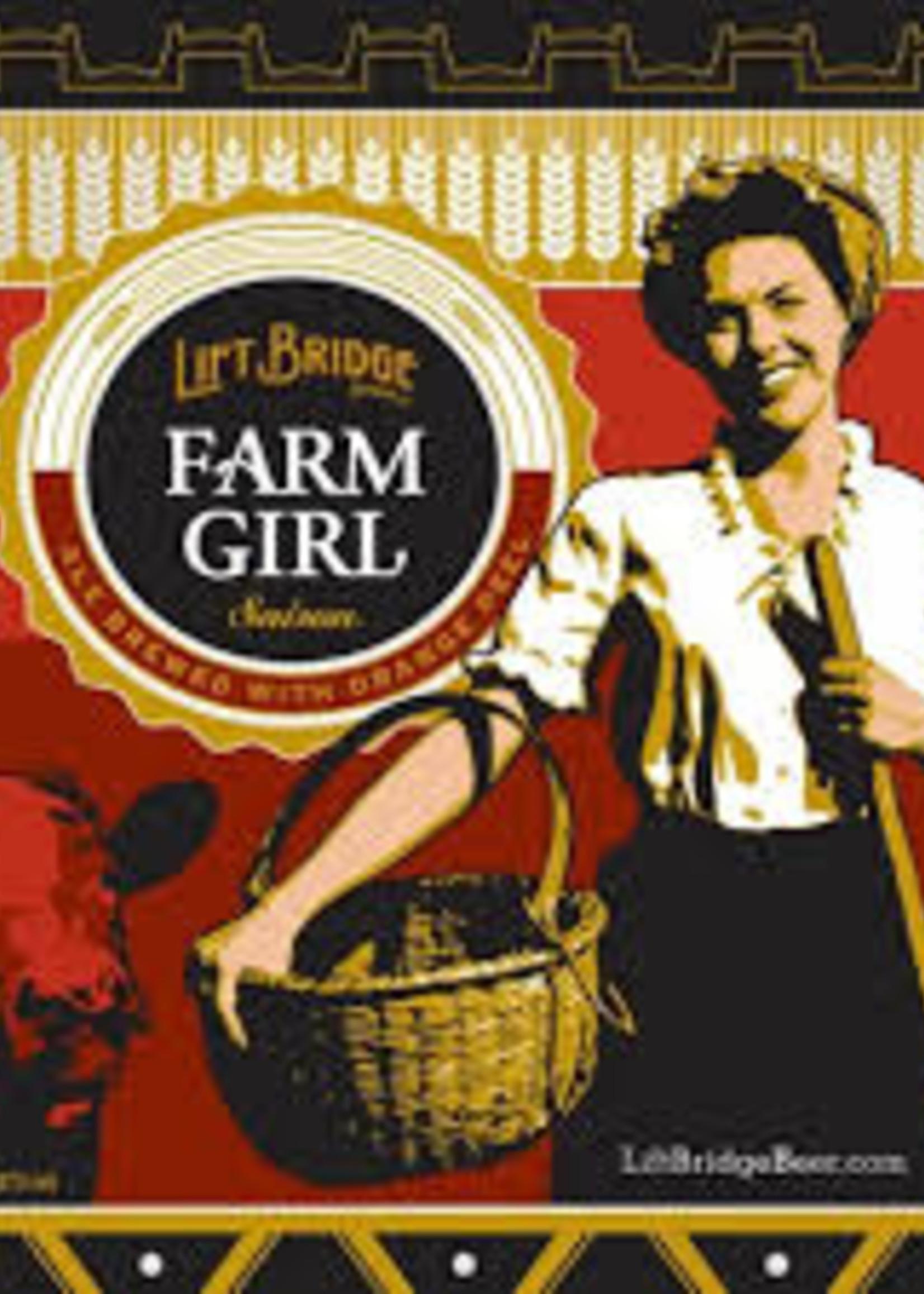 Lift Bridge Farm Girl 6x12oz Cans